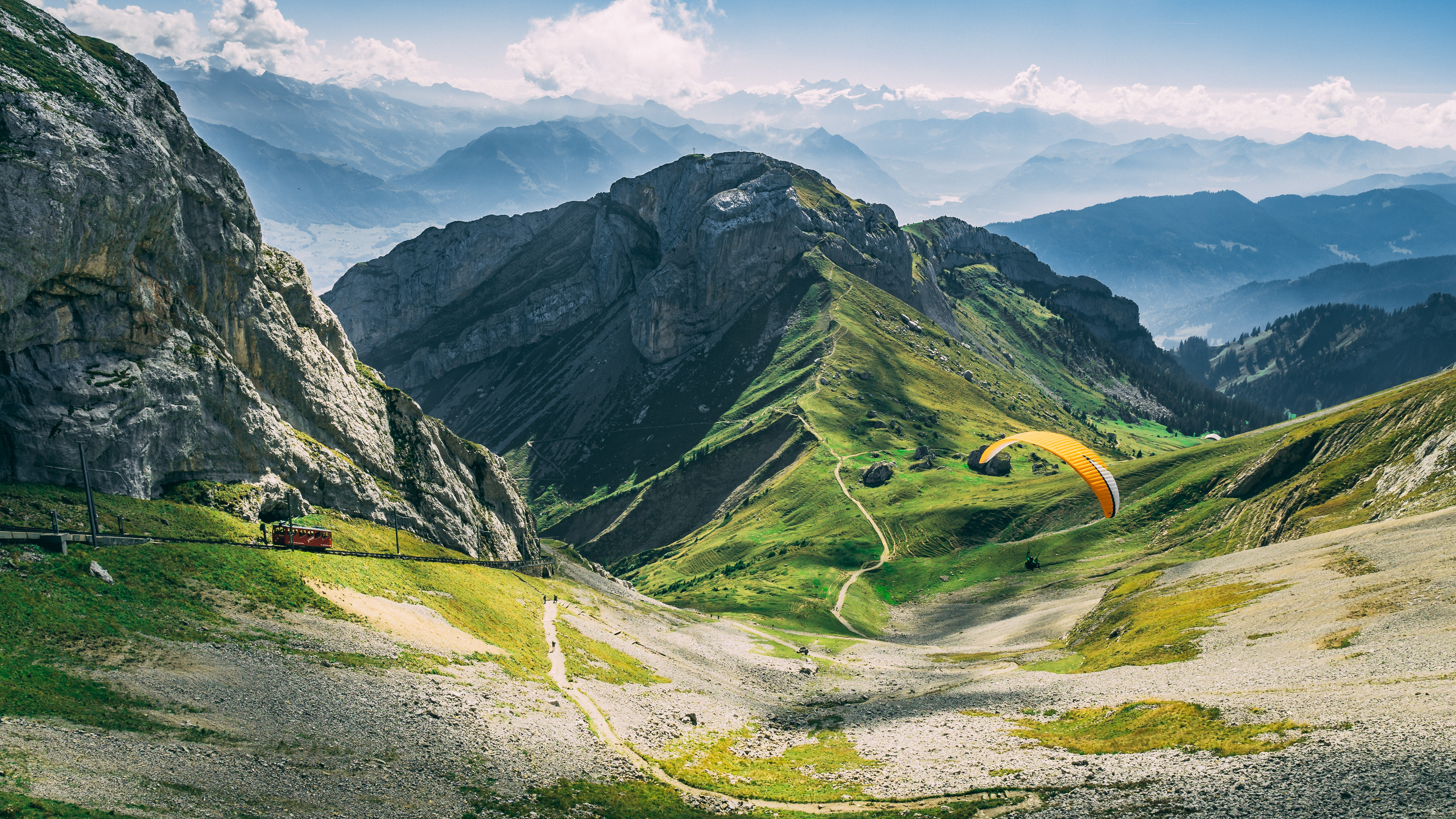 Best Places for Paragliding in Austria, Innsbruck