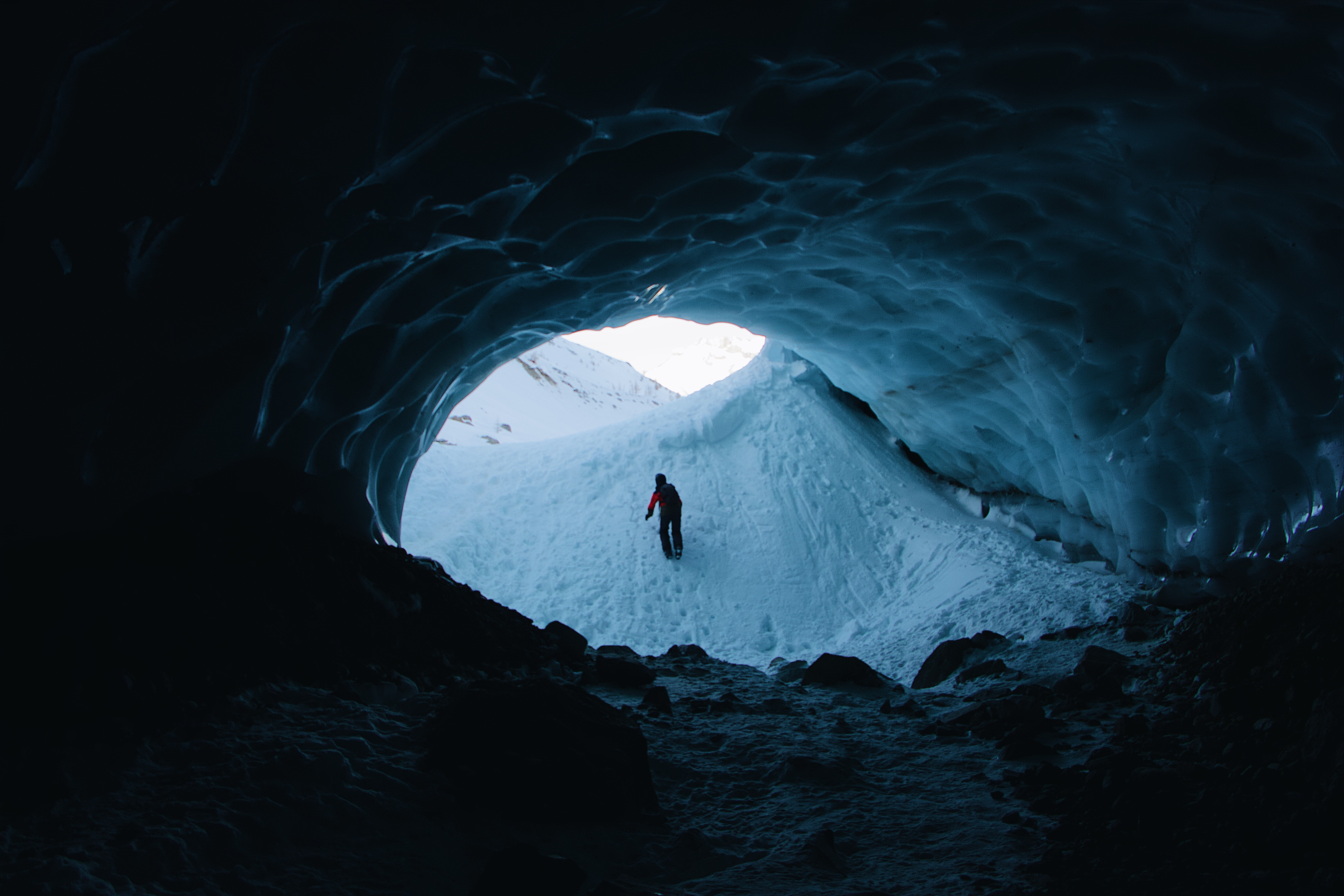 ice caves in Iceland