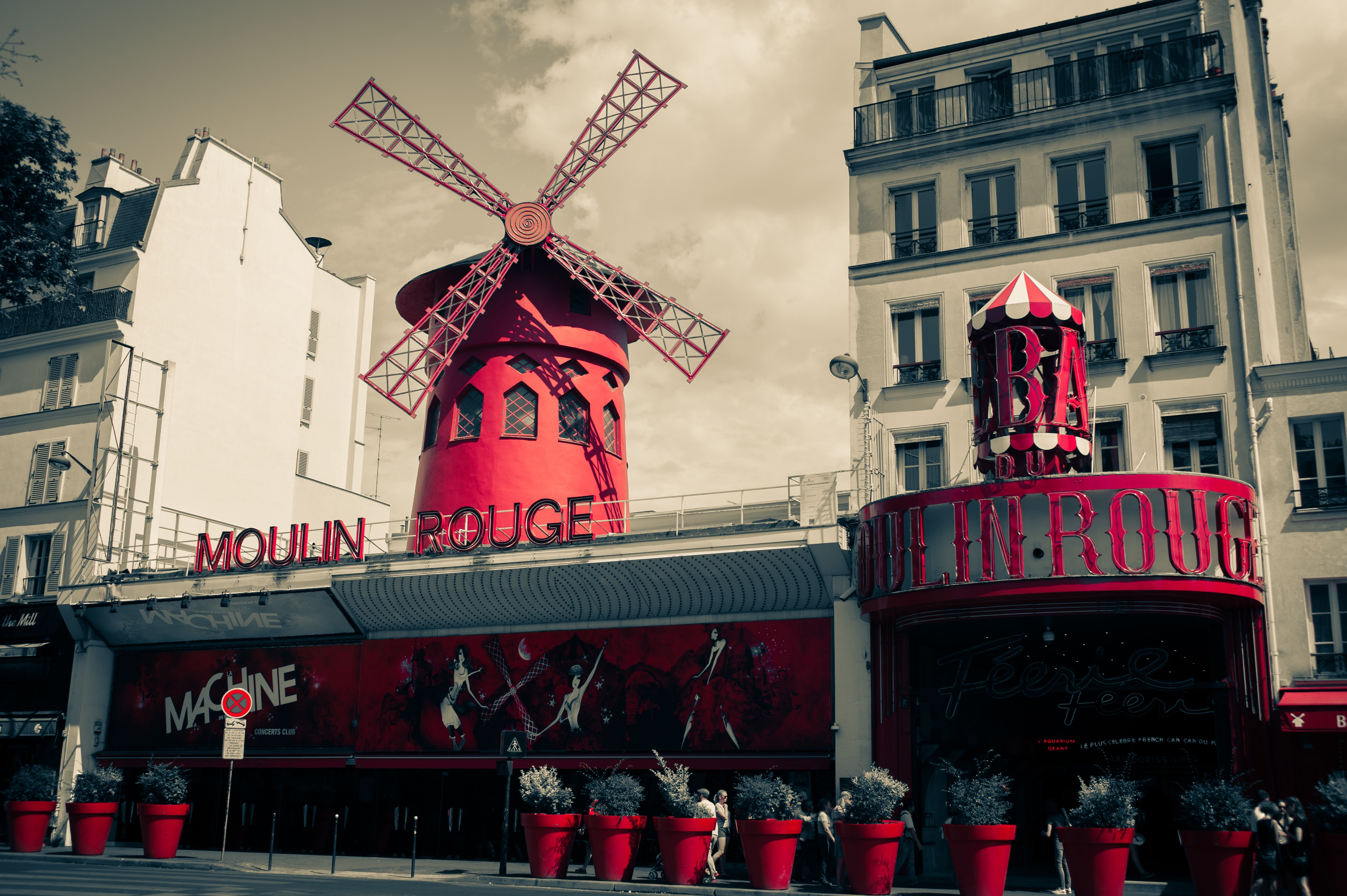 Moulin Rouge in Paris, Things to do in Paris in February