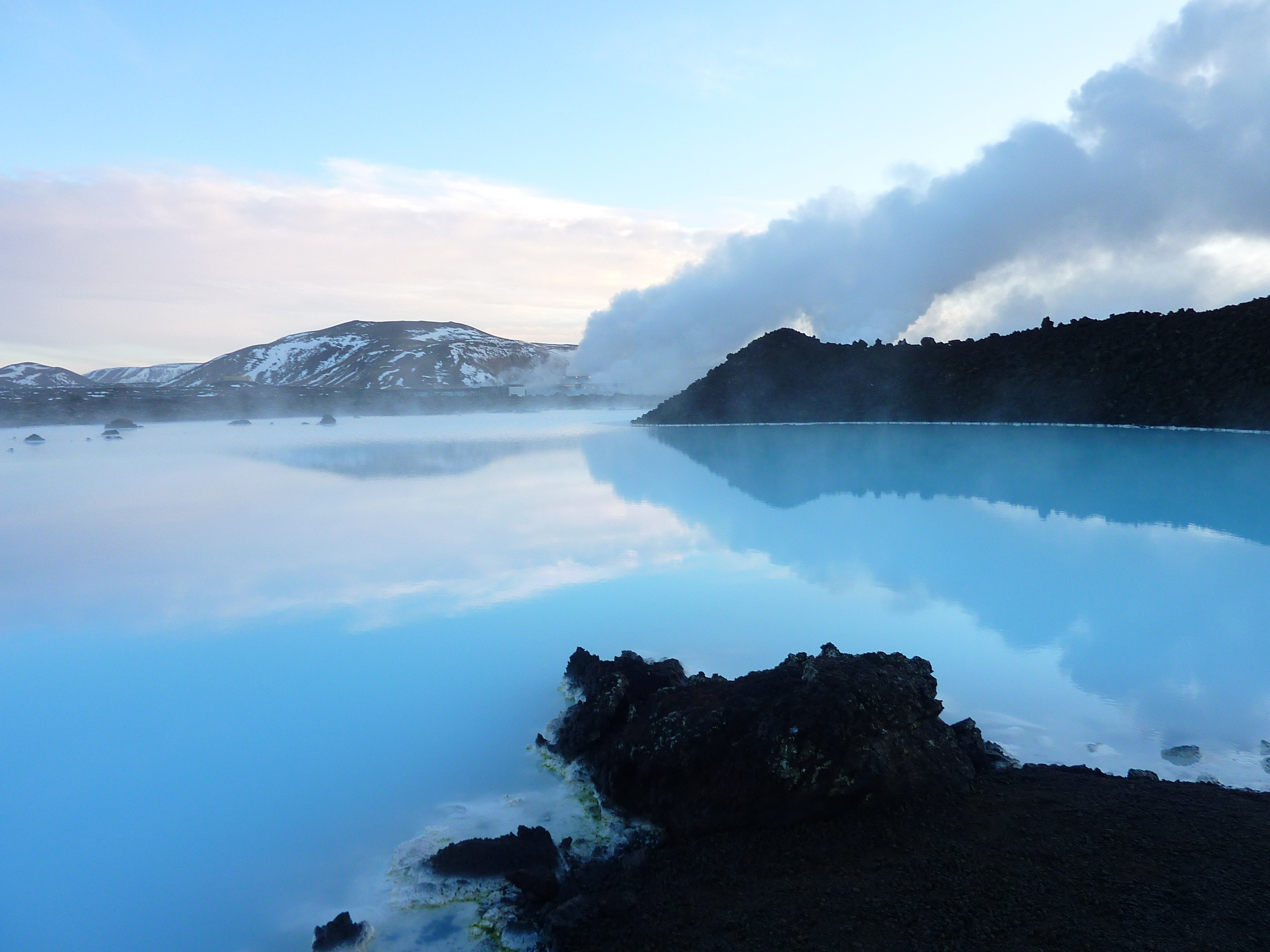 Swim in Blue Lagoon, Iceland, Romantic Things to do in Europe