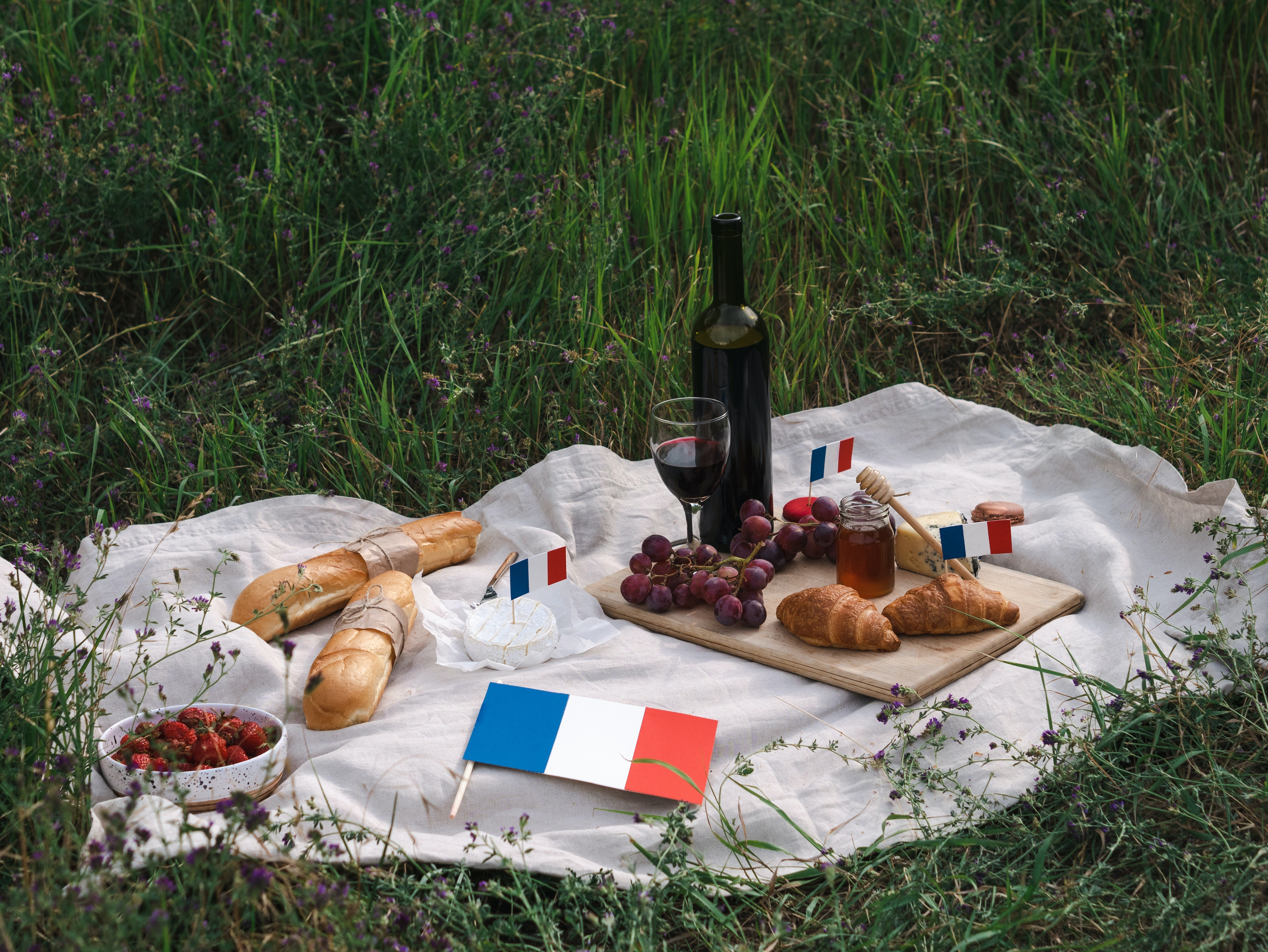 French Cuisine, Things to Do in France in November