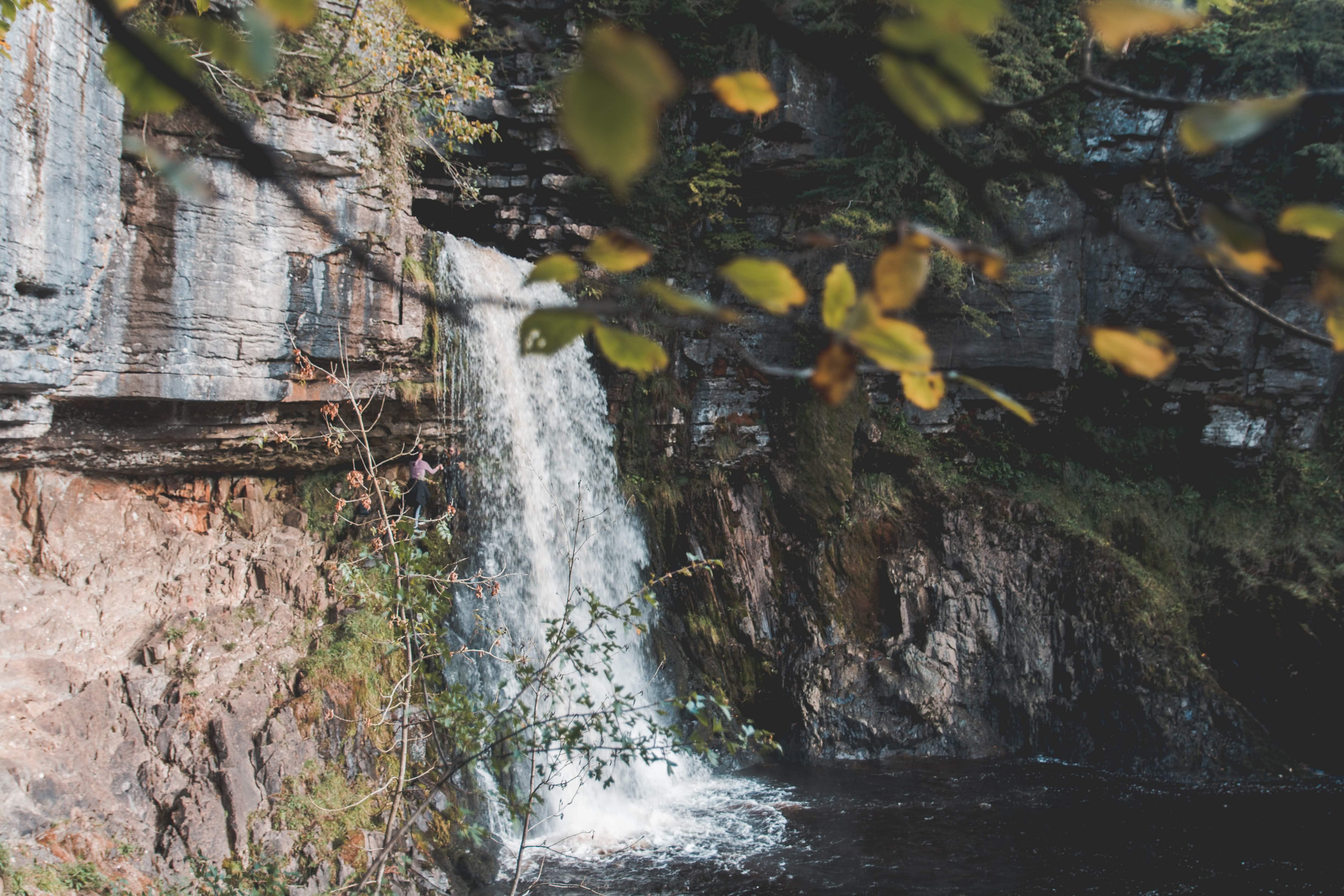 Blahmantung waterfalls, Activities Near Tirta Gangga Water Palace