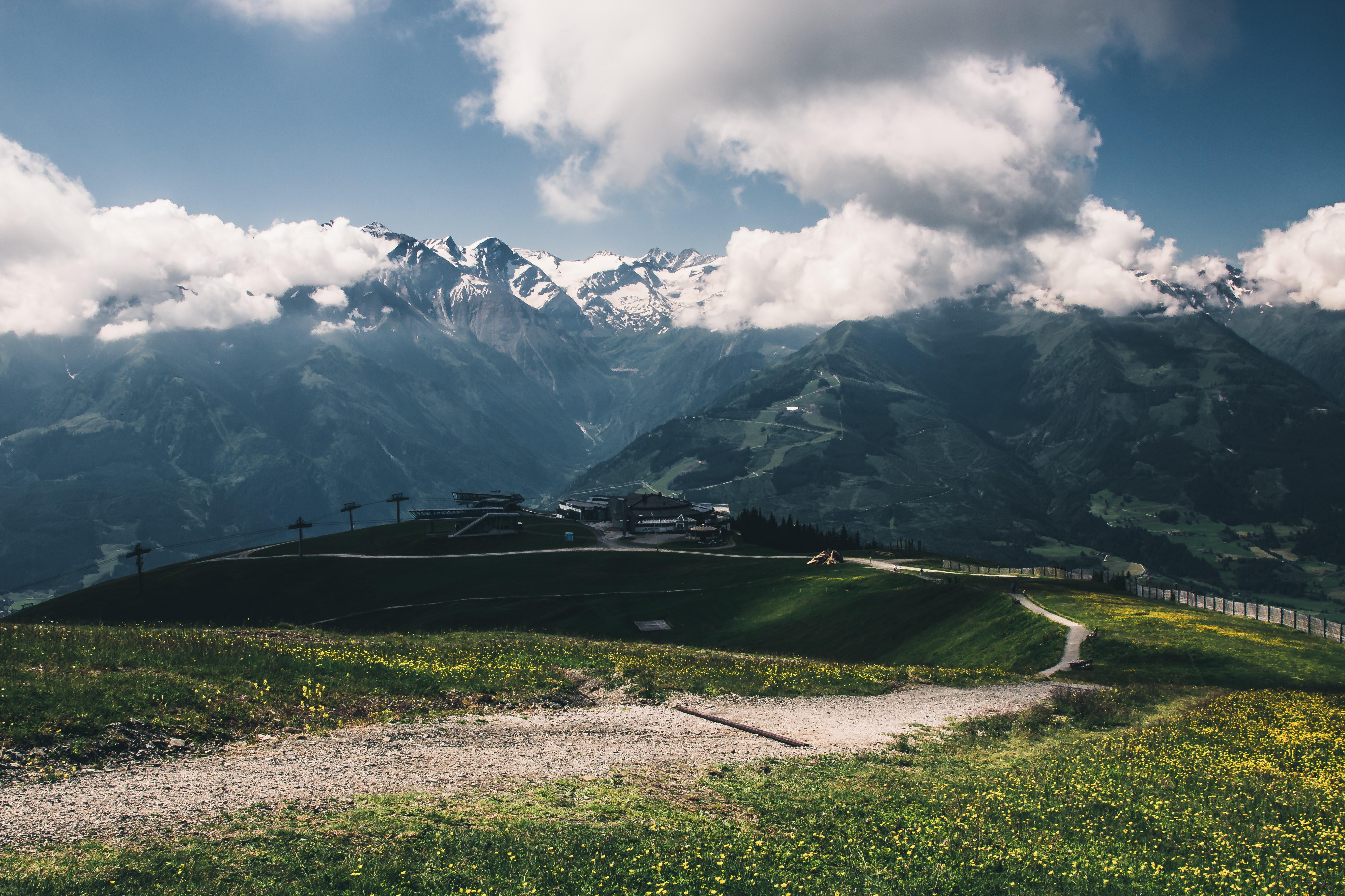 Best places for paragliding in Austria, Salzburg