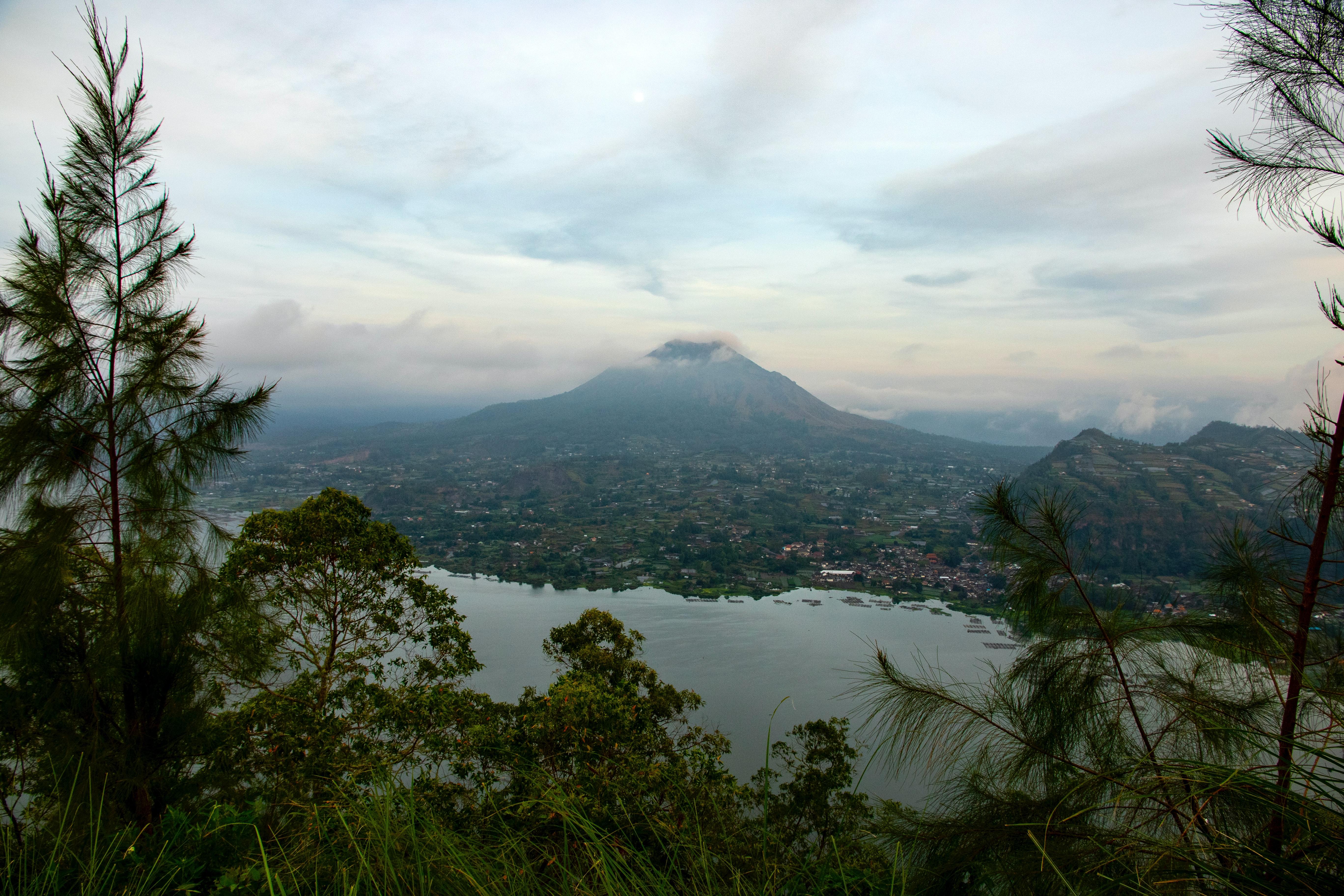 Lake Batur, South Batur, Bangli Regency, Bali, Indonesia, Plan your Bali Honeymoon from India