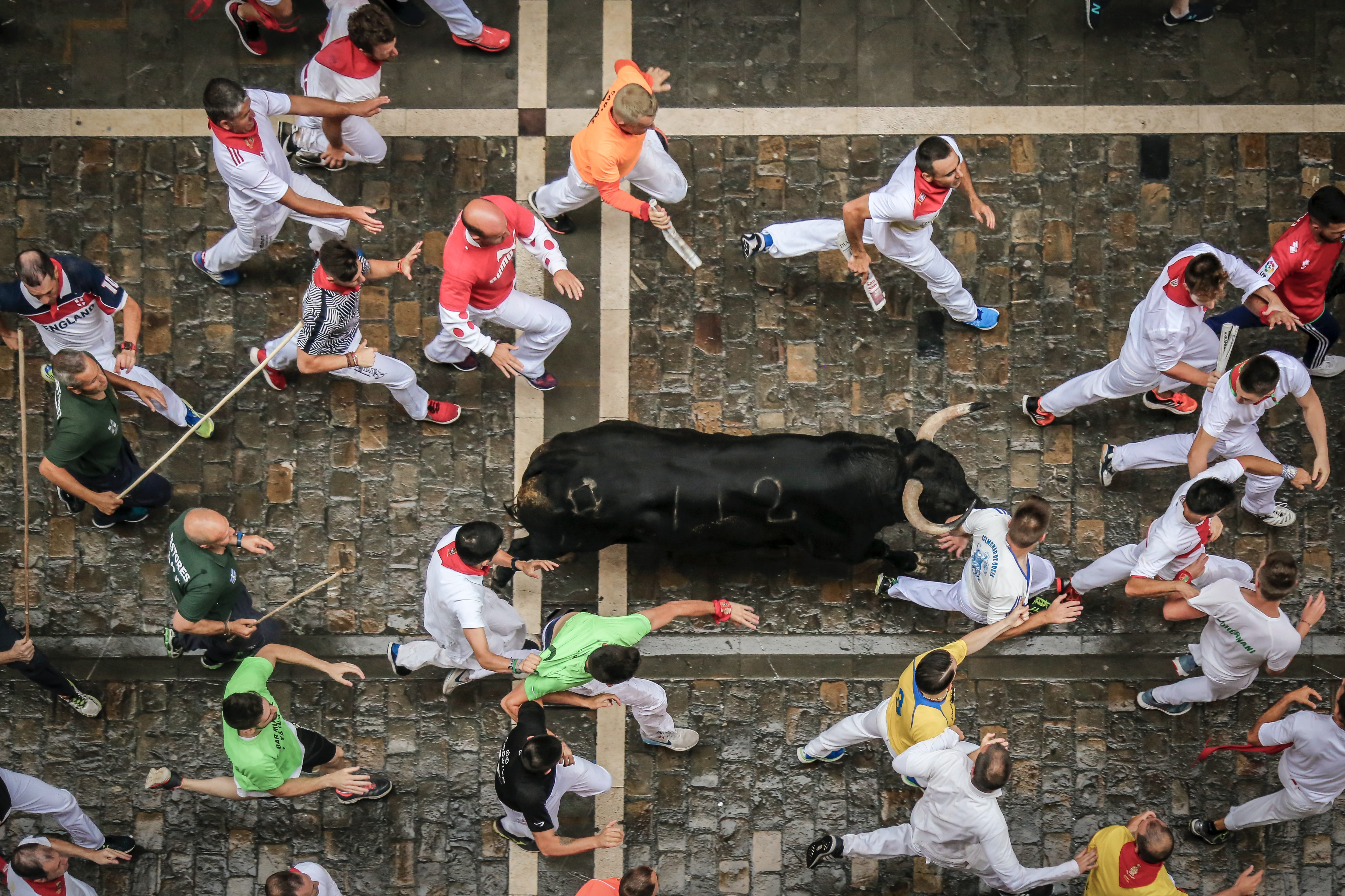 San Fermin parade, Spain, Things to do in Europe in Summer