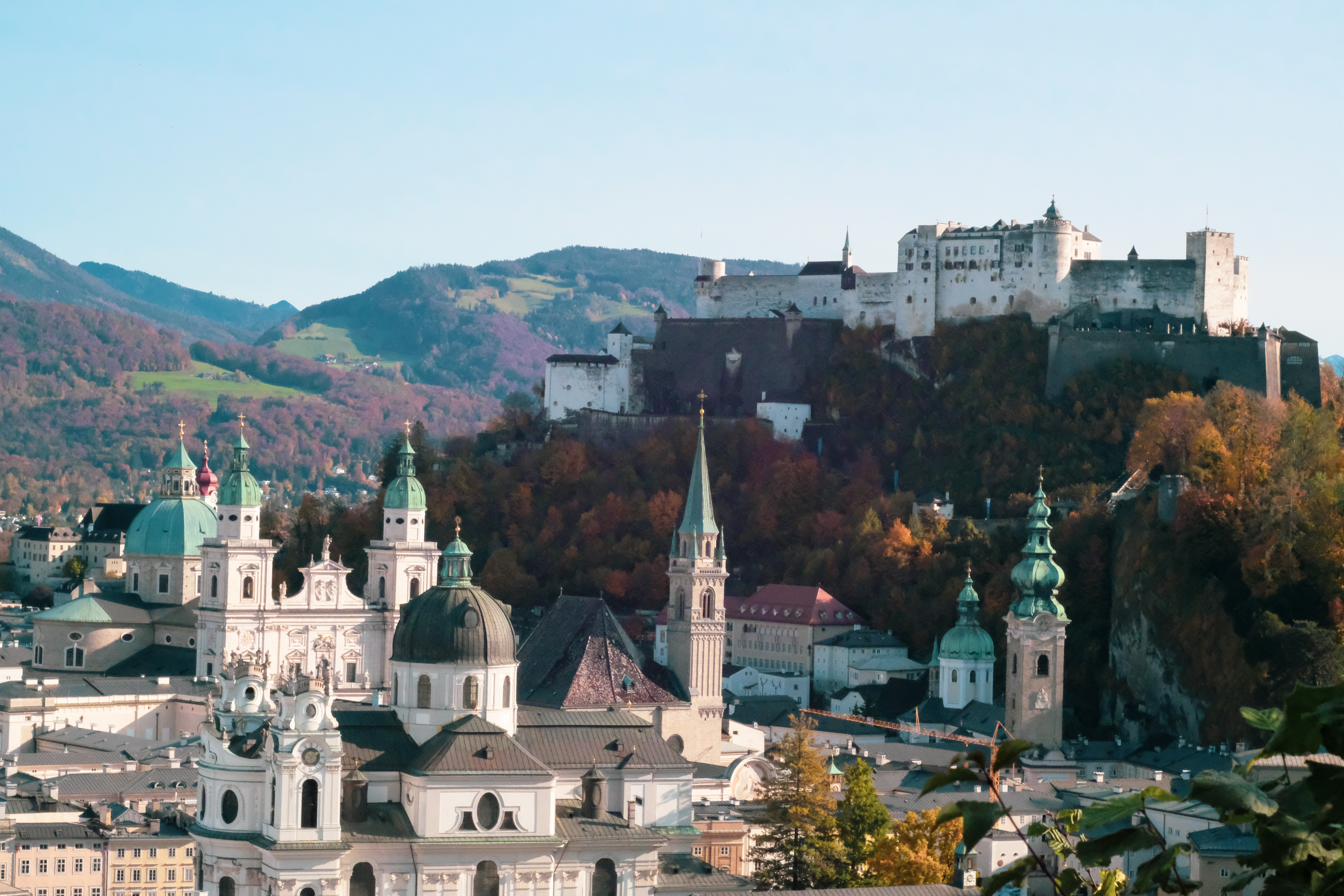 Austria, Places to Visit in Europe in January