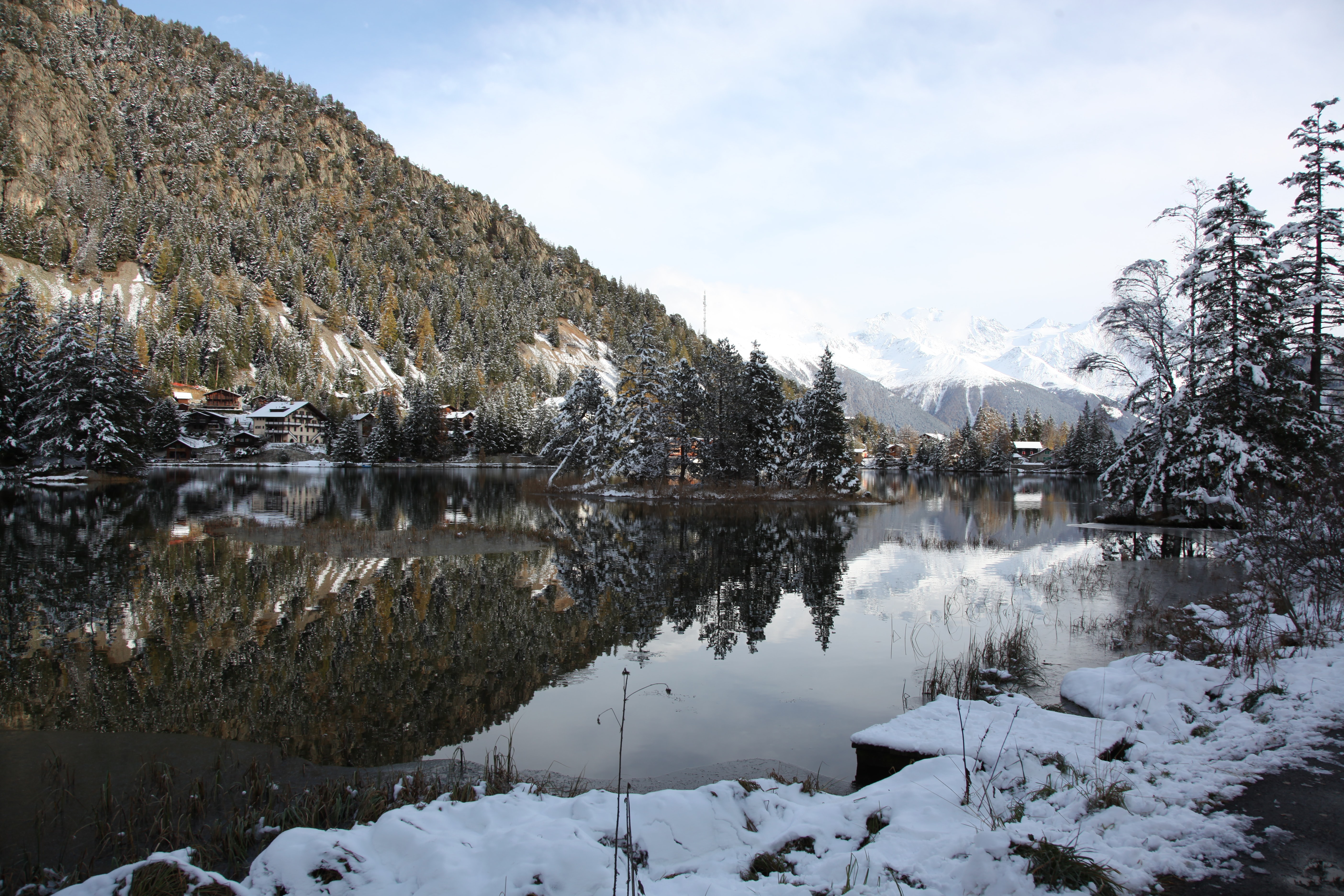 Champex Lac, Lakes in Switzerland