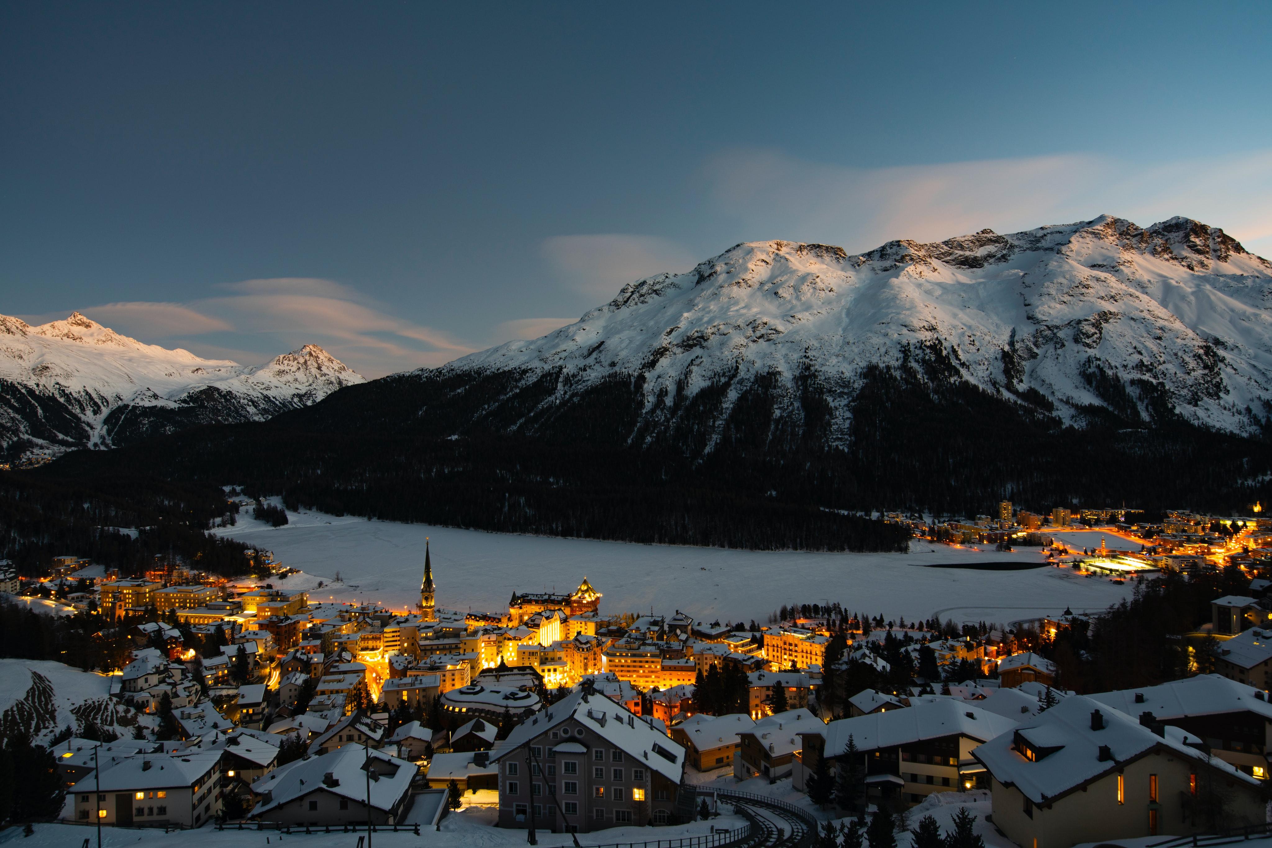St Morits, Switzerland Honeymoon