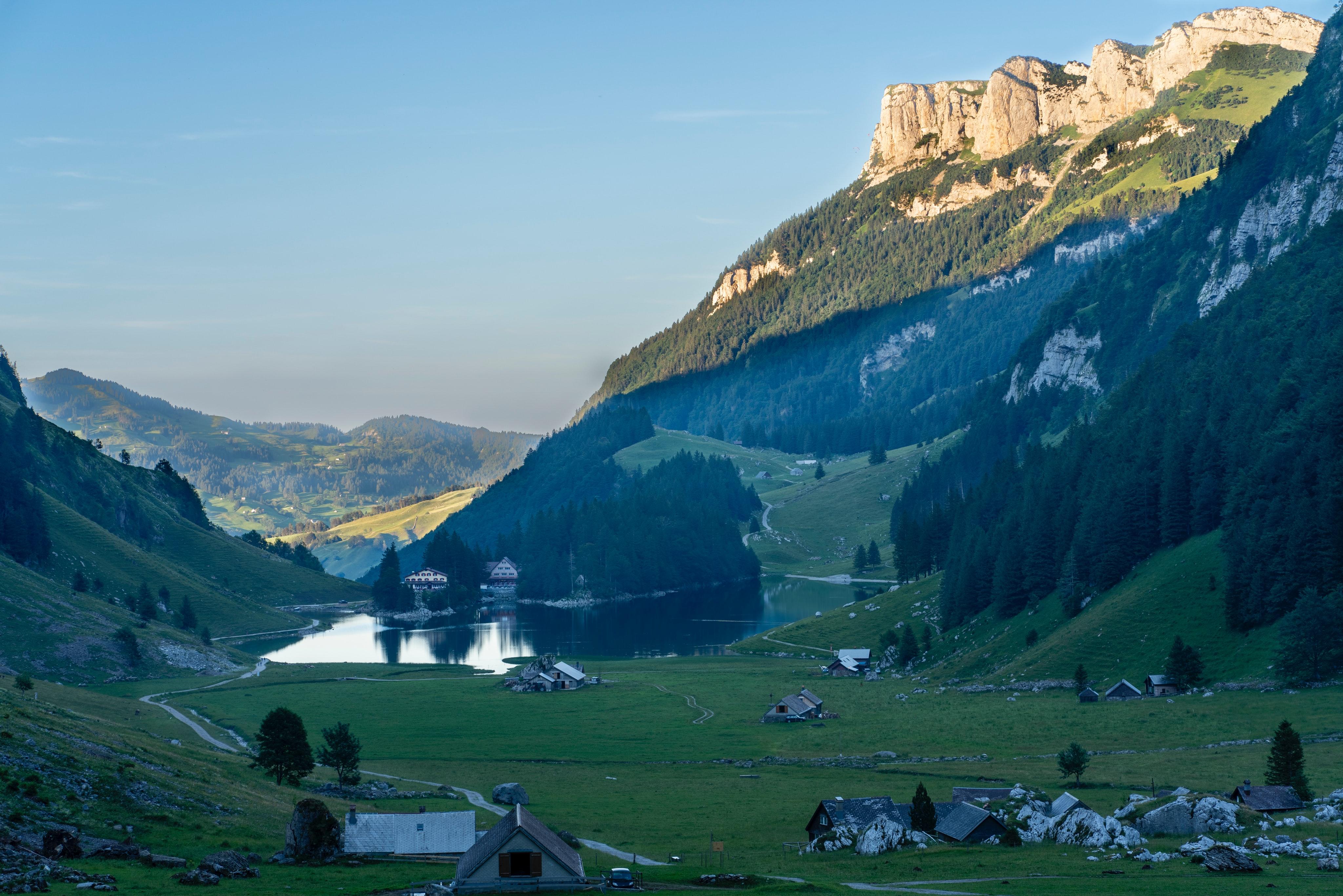 Seealpsee, Lakes in Switzerland