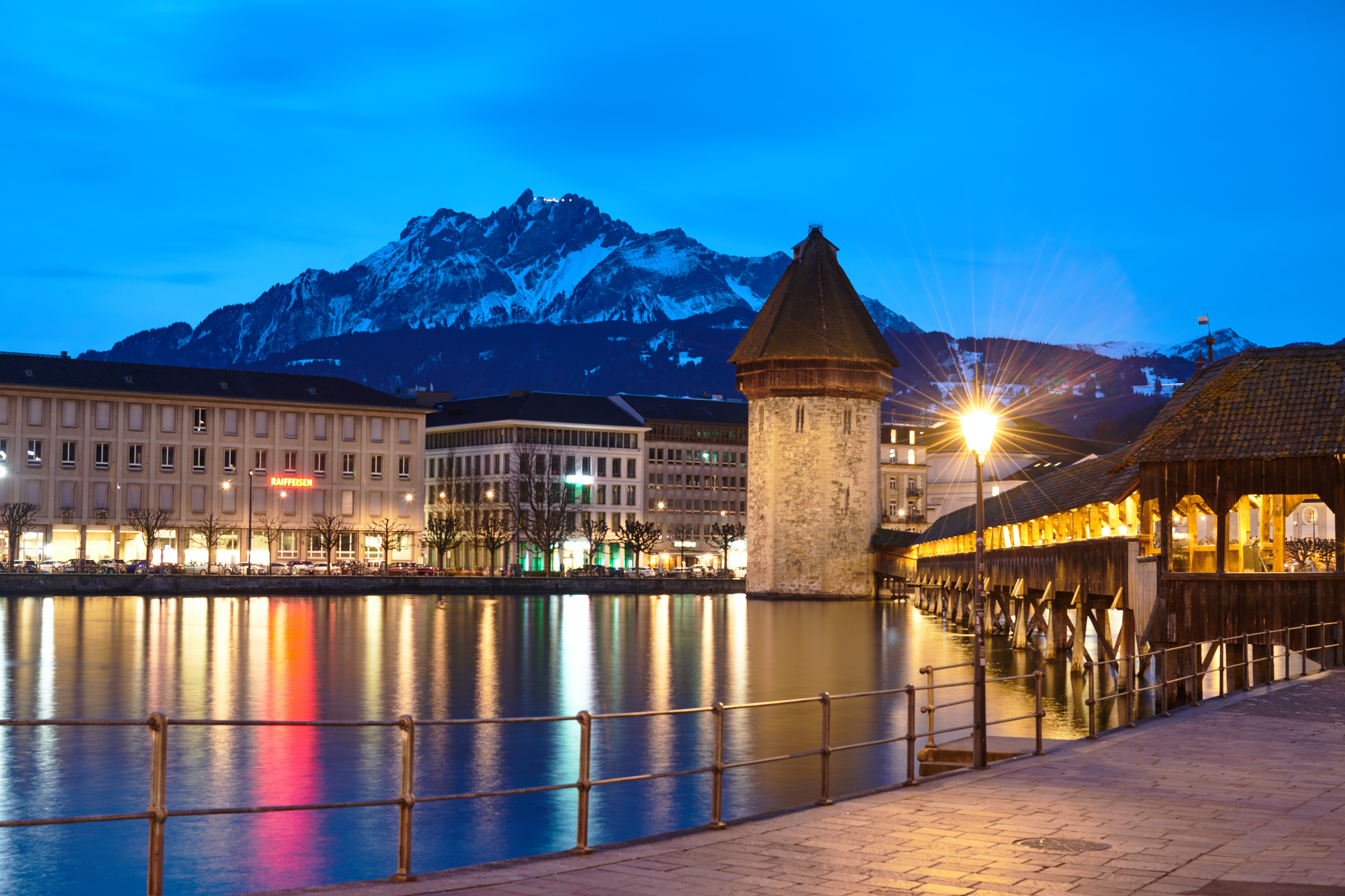Lucern, 10 Best Honeymoon Places To Visit in Switzerland