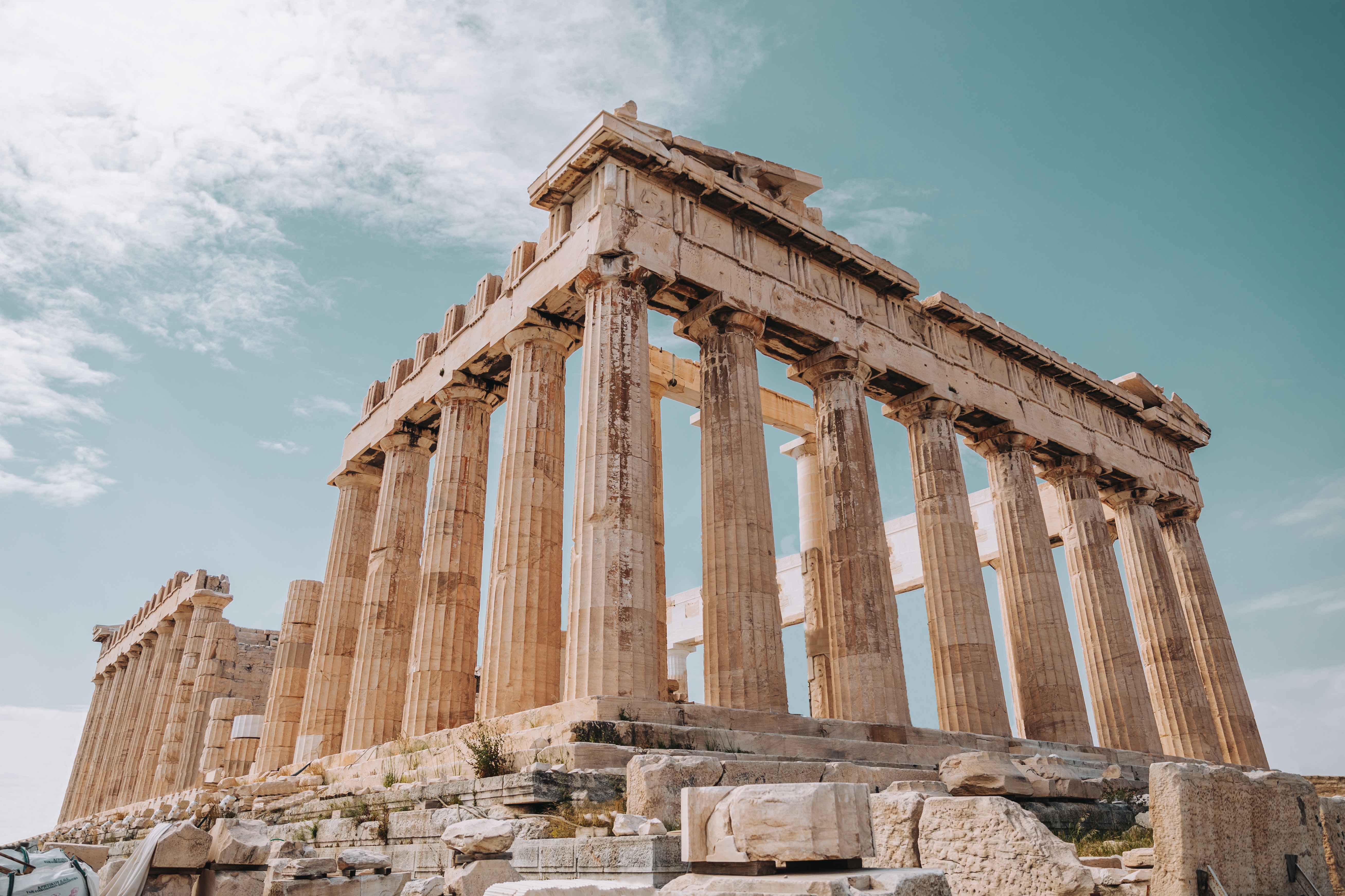 Greece, Places to Visit in Europe in January