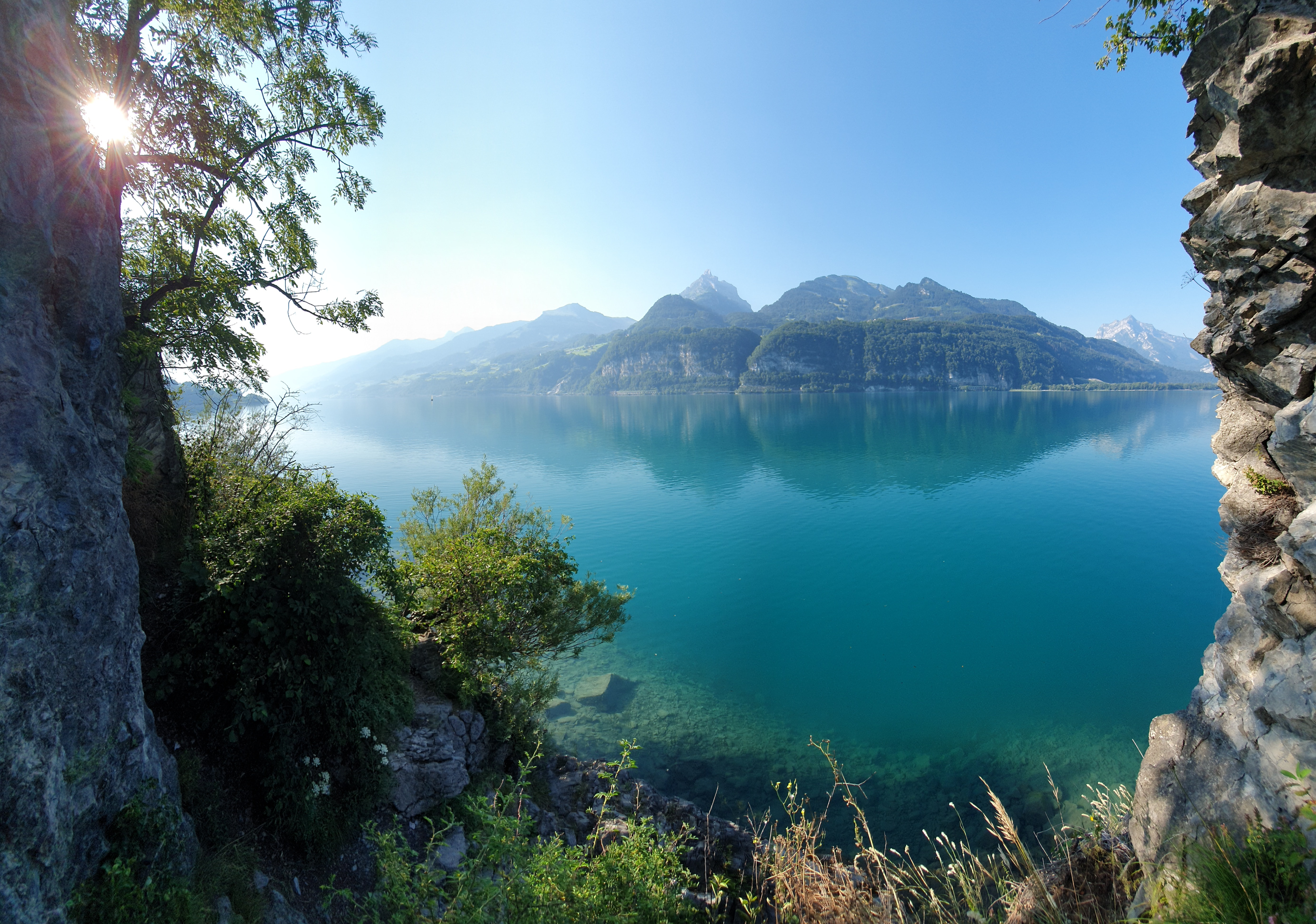 Walensee, Lakes in Switzerland