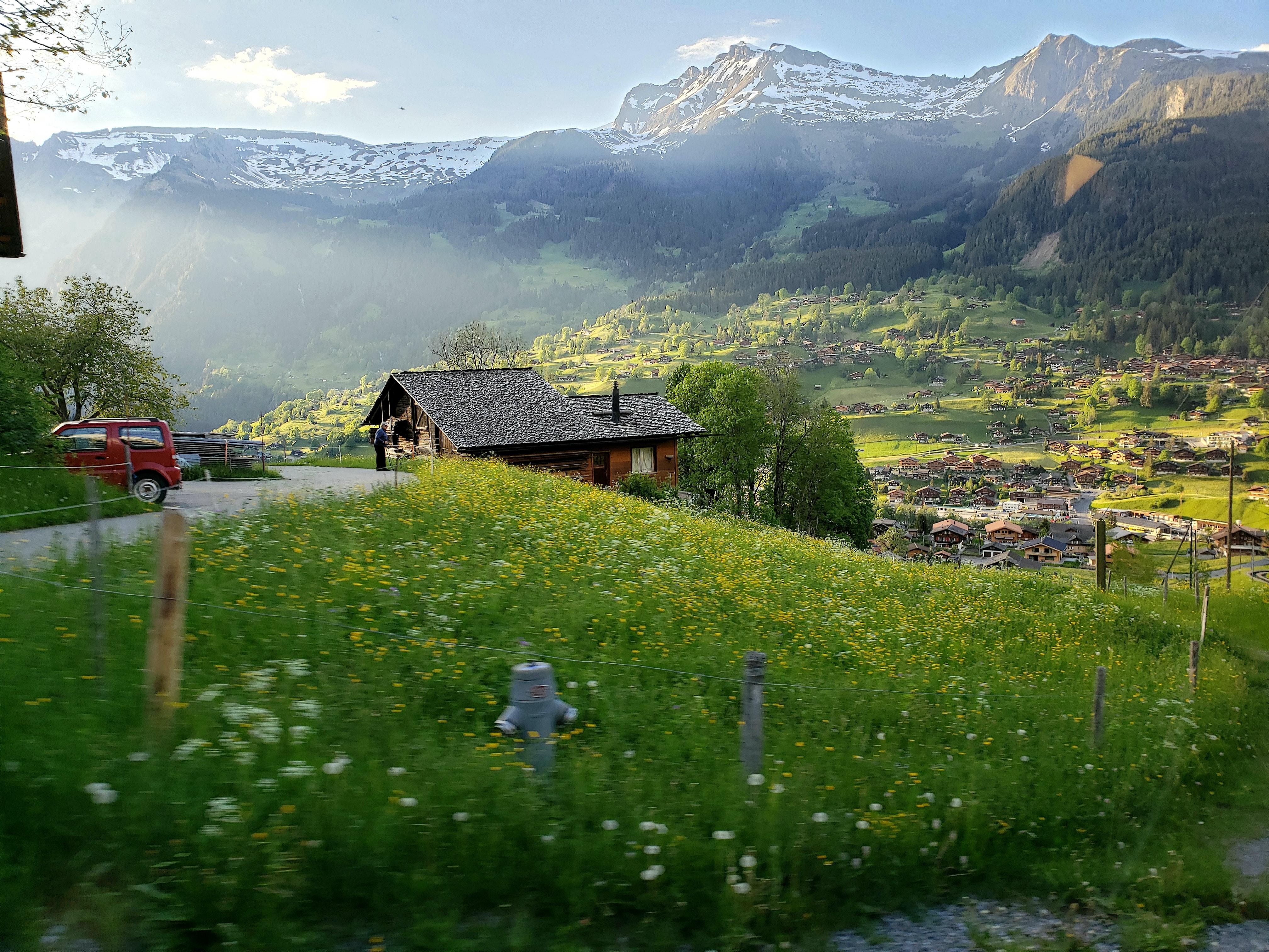 Grindelwald, 10 Best Honeymoon Places To Visit in Switzerland