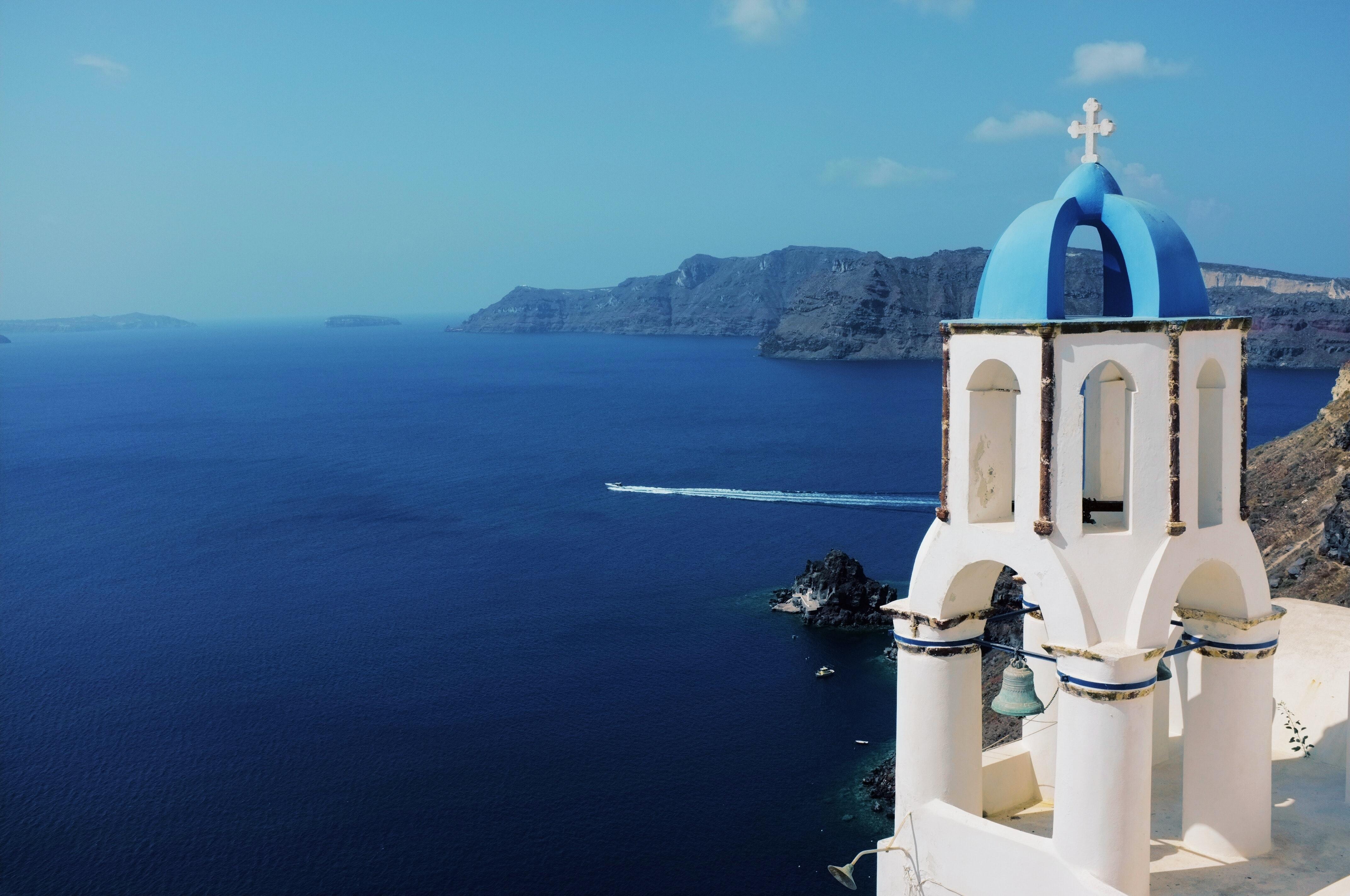 Church of Holycross, 10 Best Churches in Greece