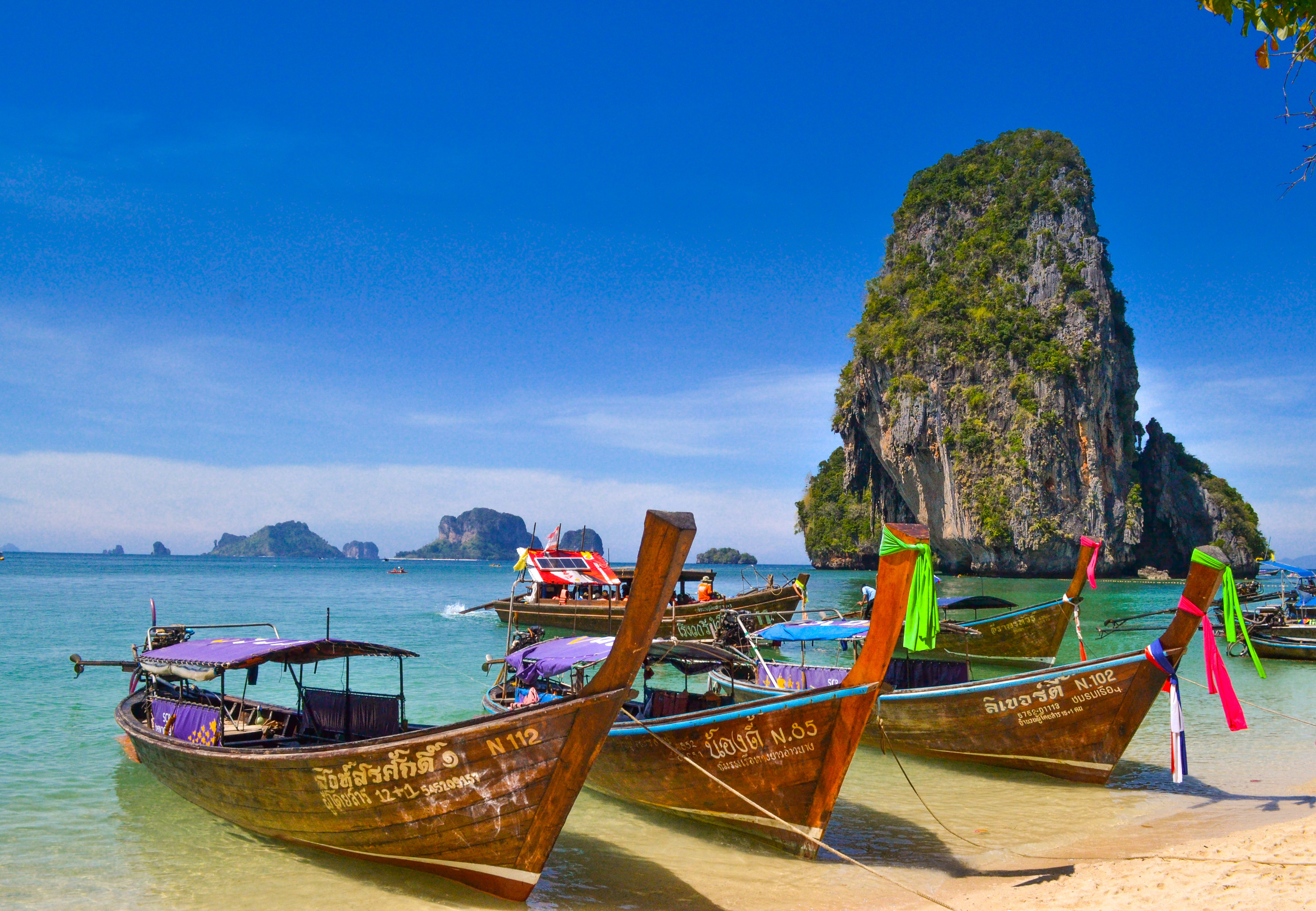 Fascinating Places to Visit in Thailand
