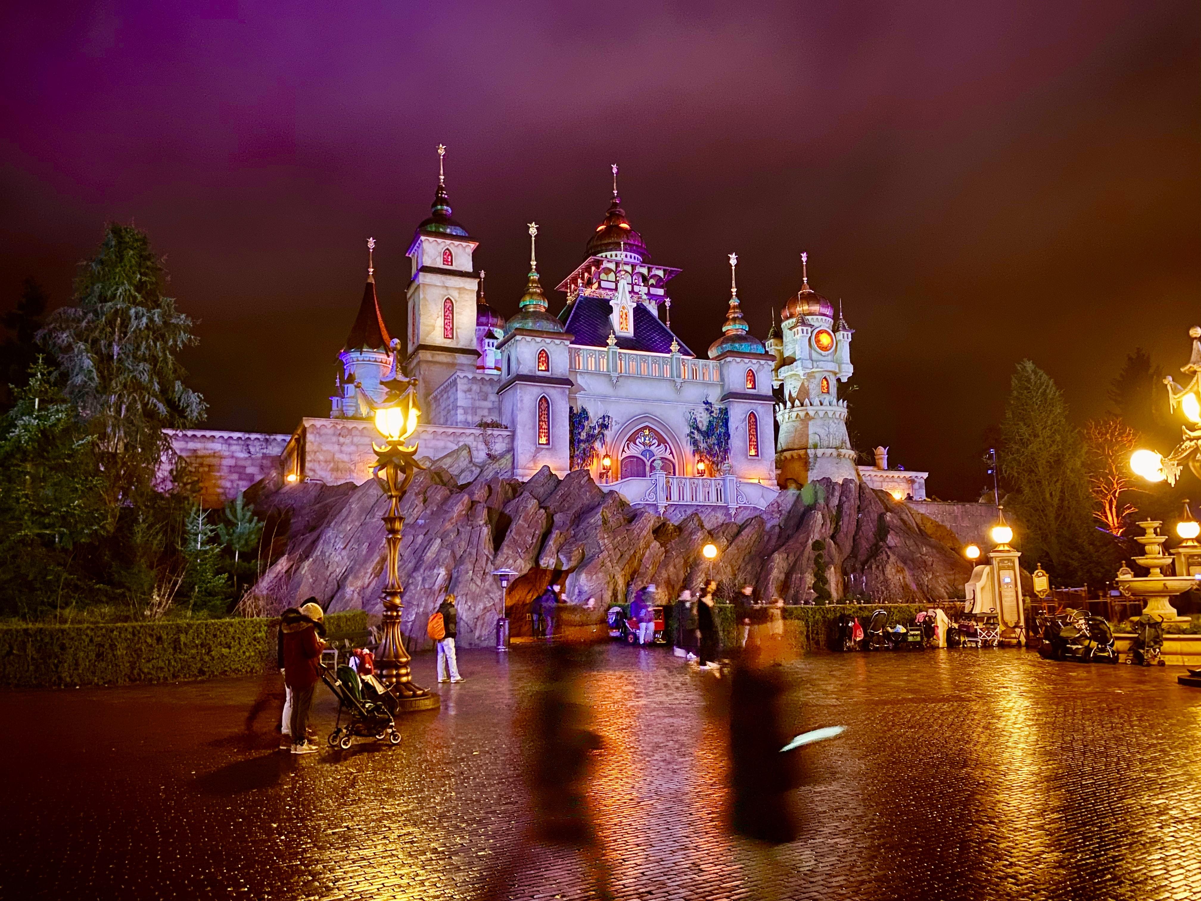 Enjoy the Efteling Theme Park