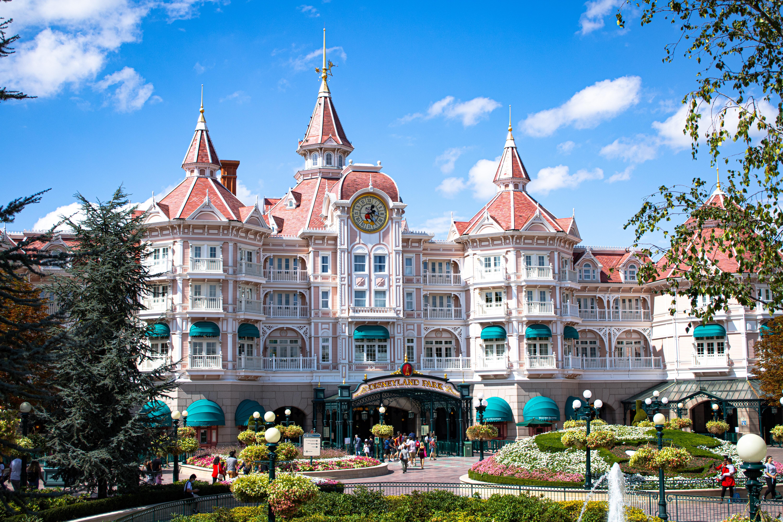 Paris Disney Land