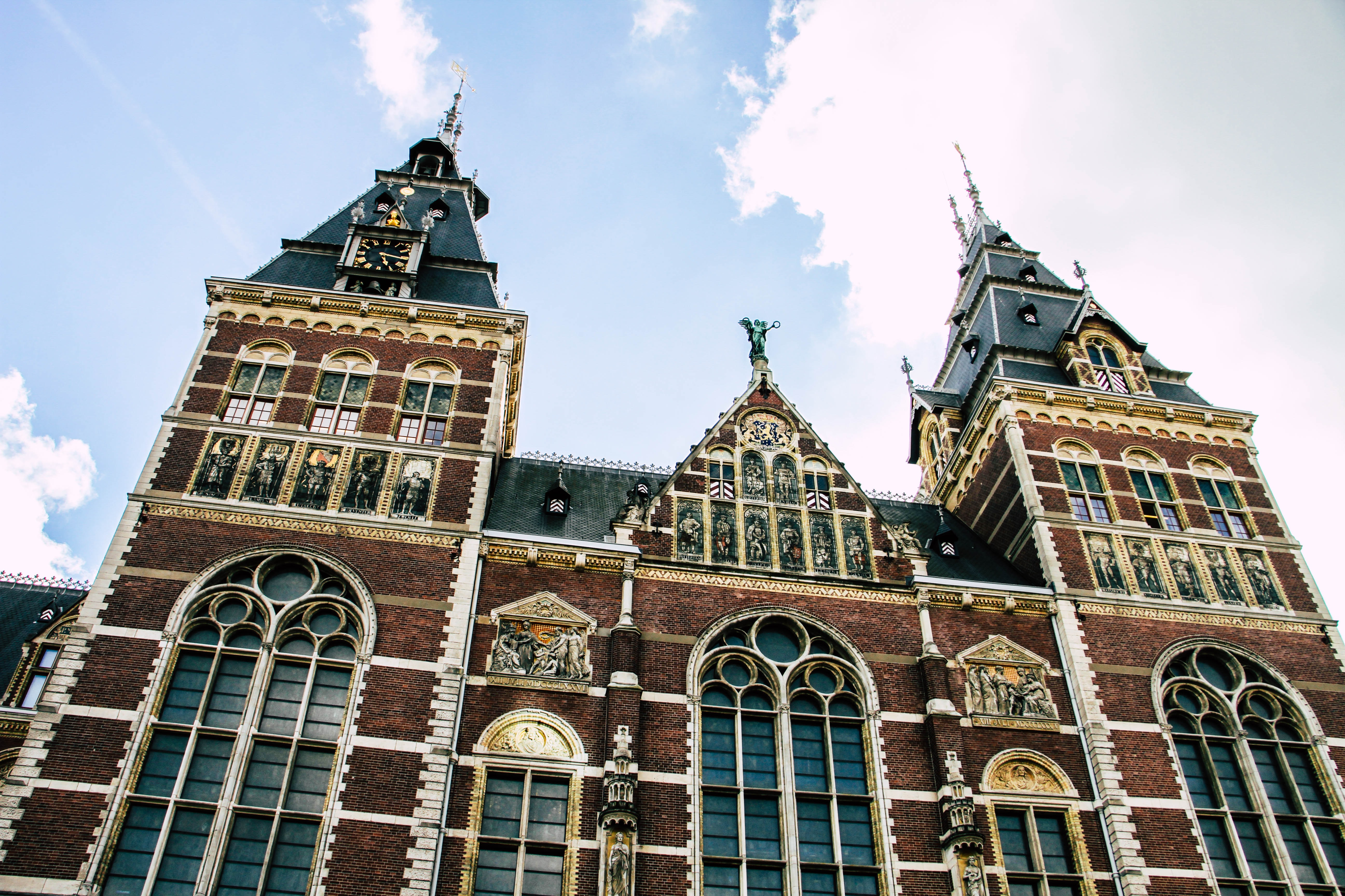 Stroll the Rijksmuseum, Things to do in Amsterdam in April