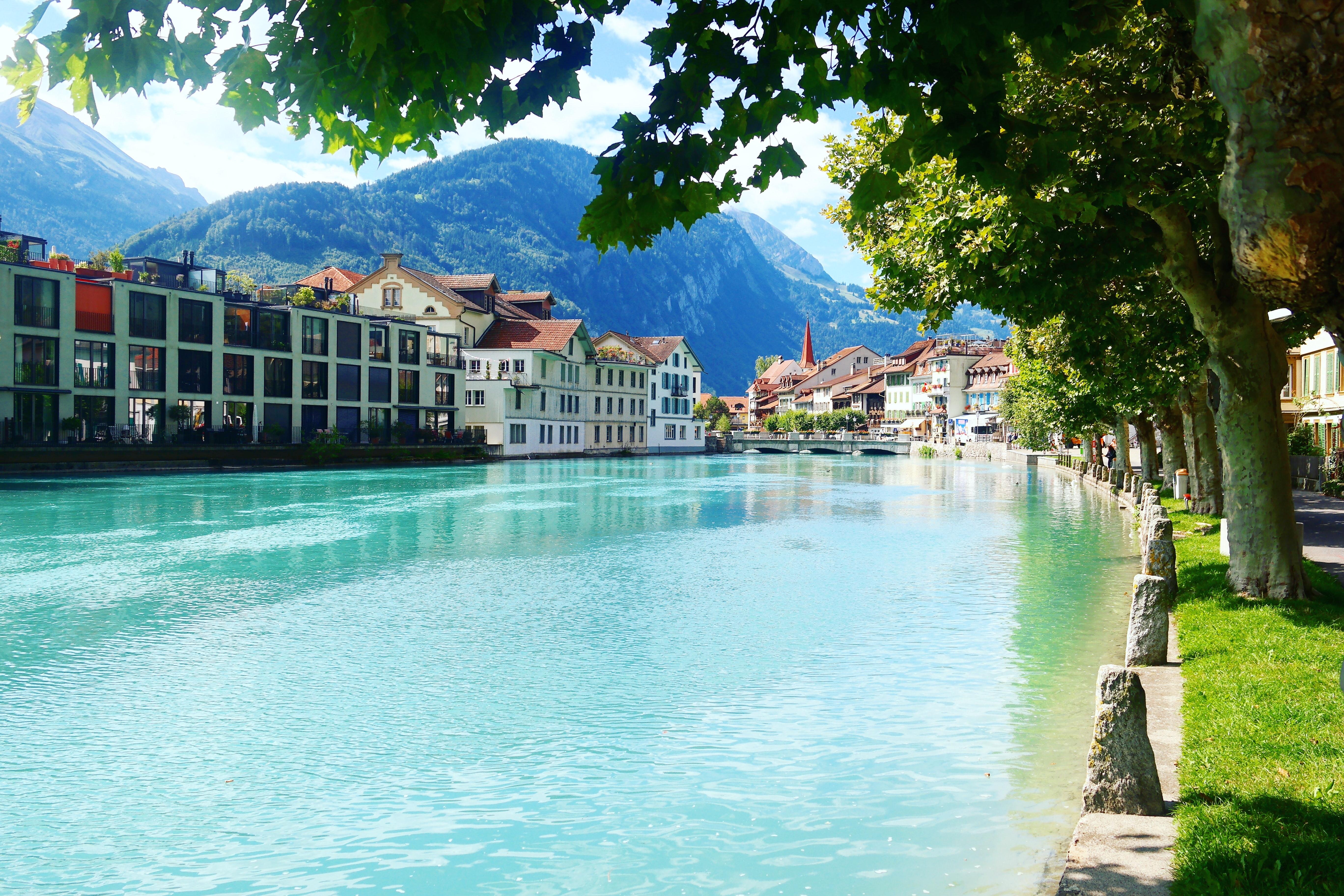 Interlaken, 10 Best Honeymoon Places To Visit in Switzerland