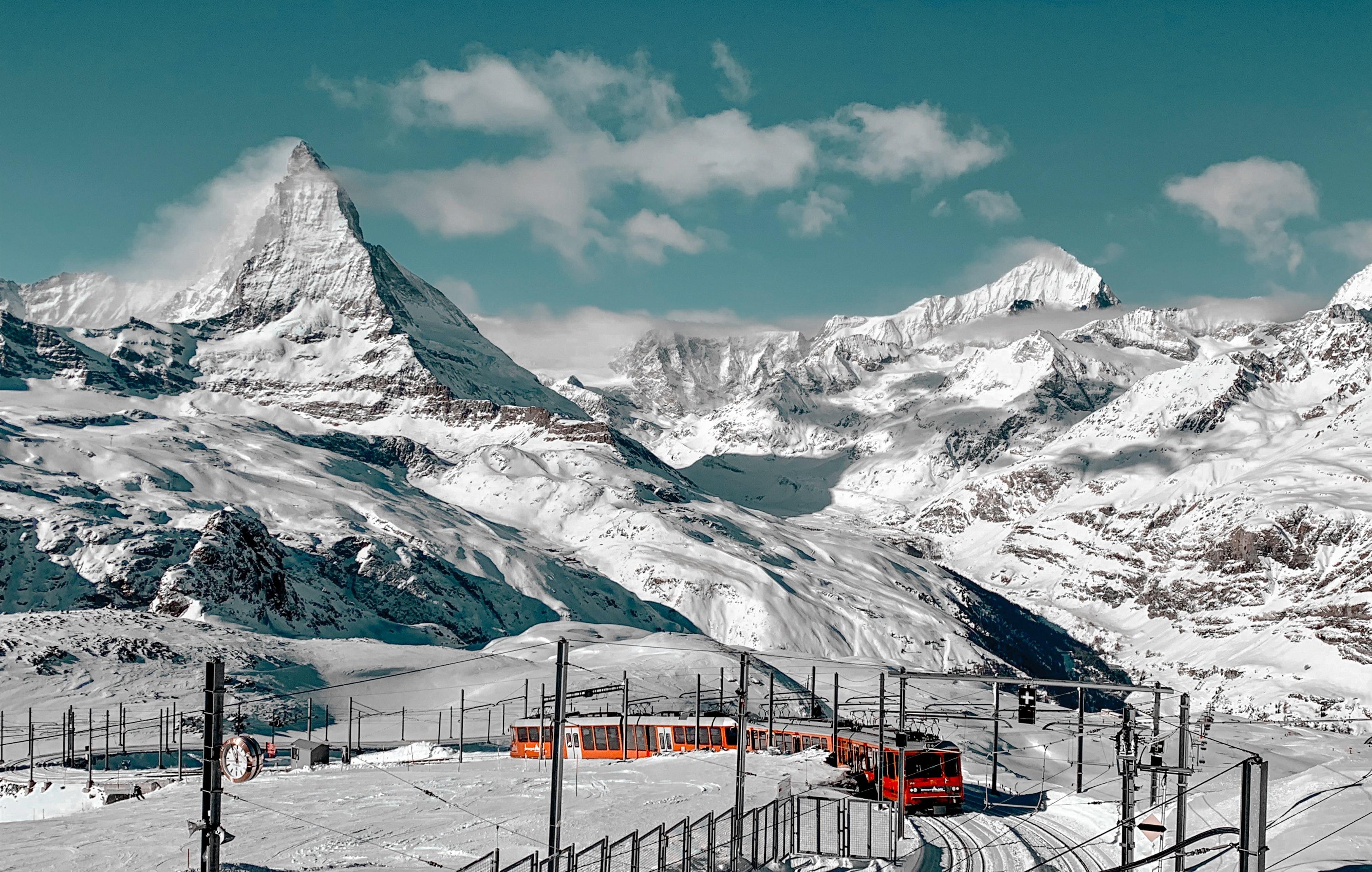 Zermatt, Switzerland for Honeymoon