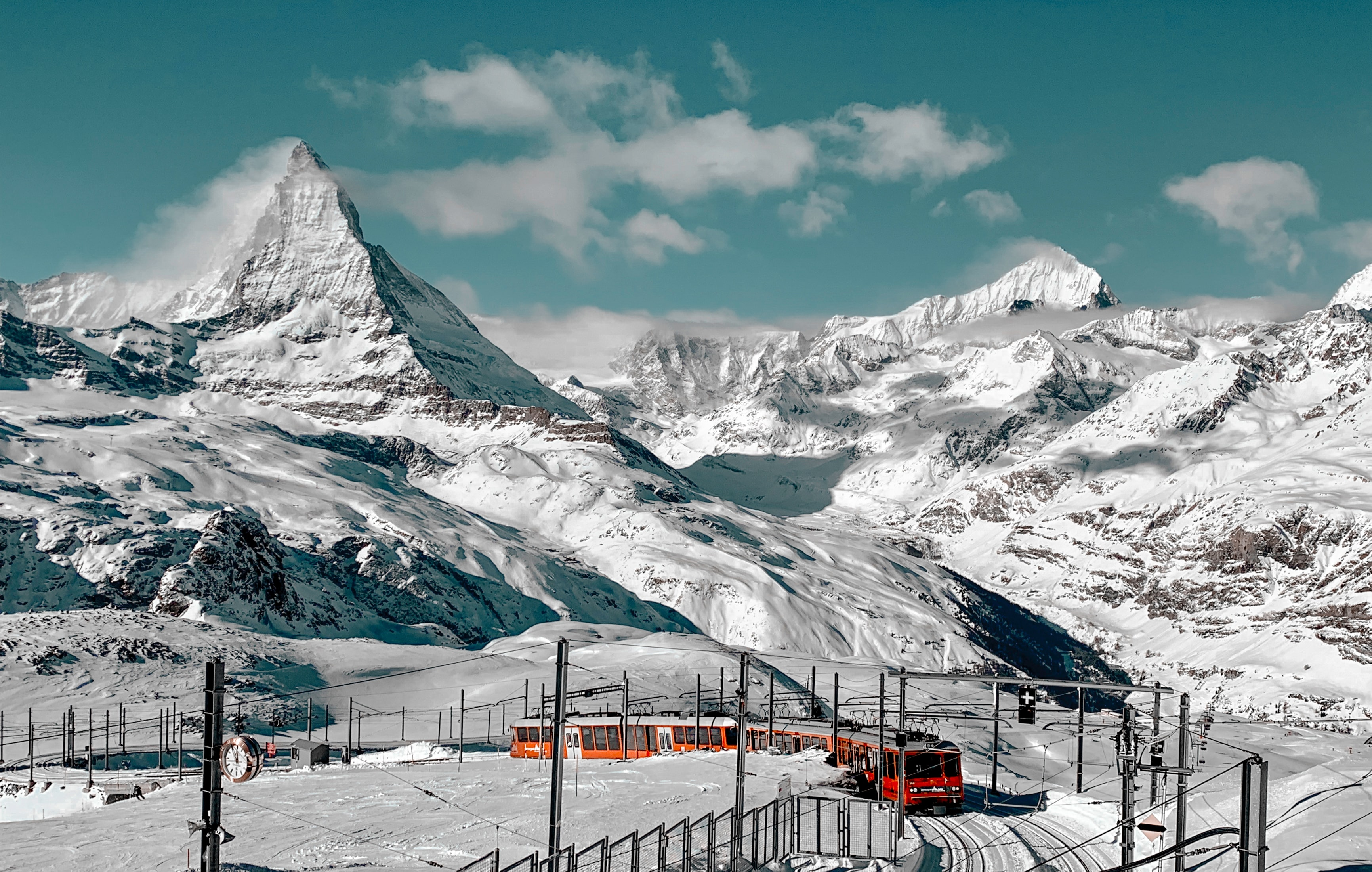 Give a try to climb Matterhorn Glacier Paradise-Zermatt