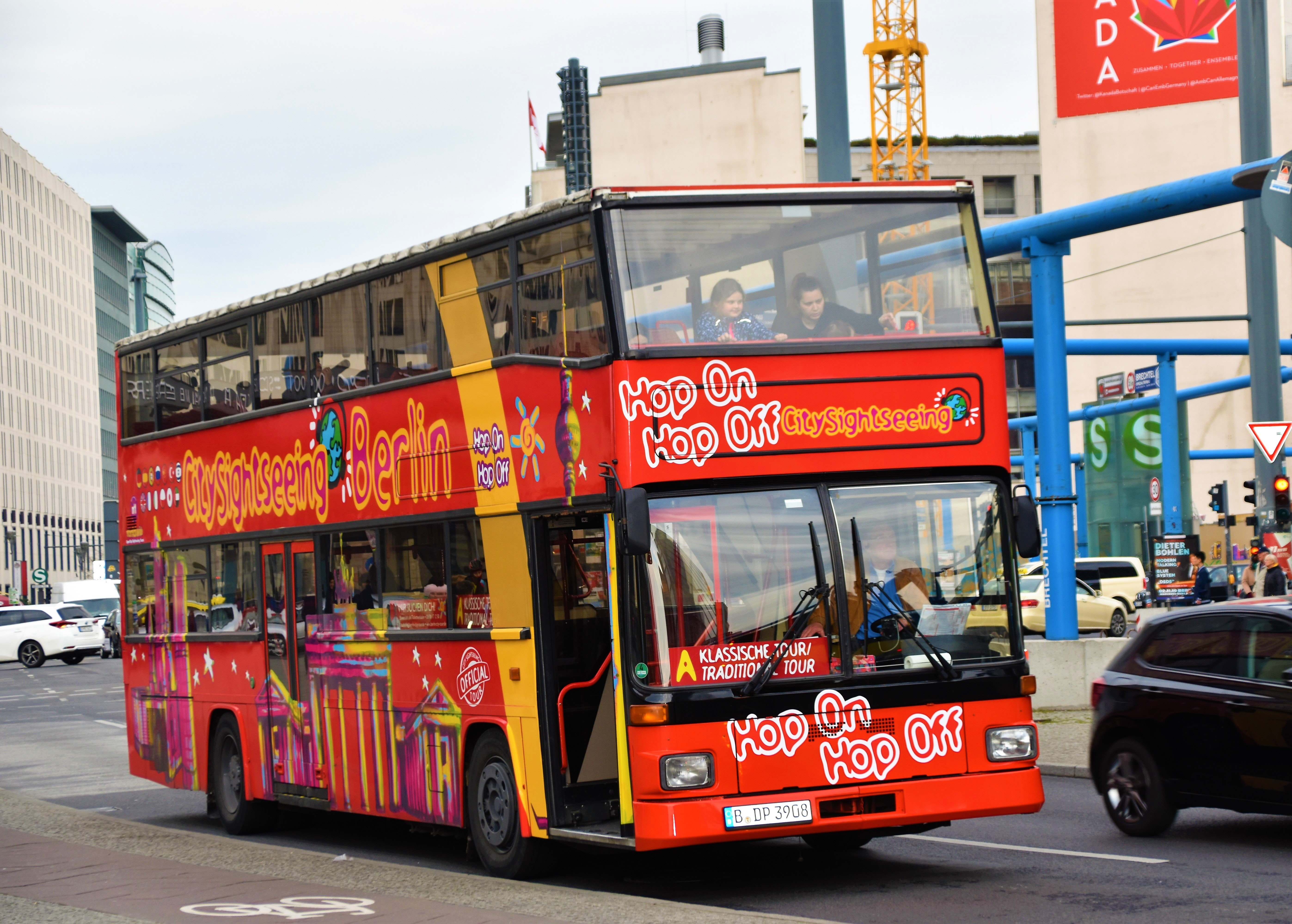 Hop On & Hop Off Bus, Things to do in Amsterdam in April