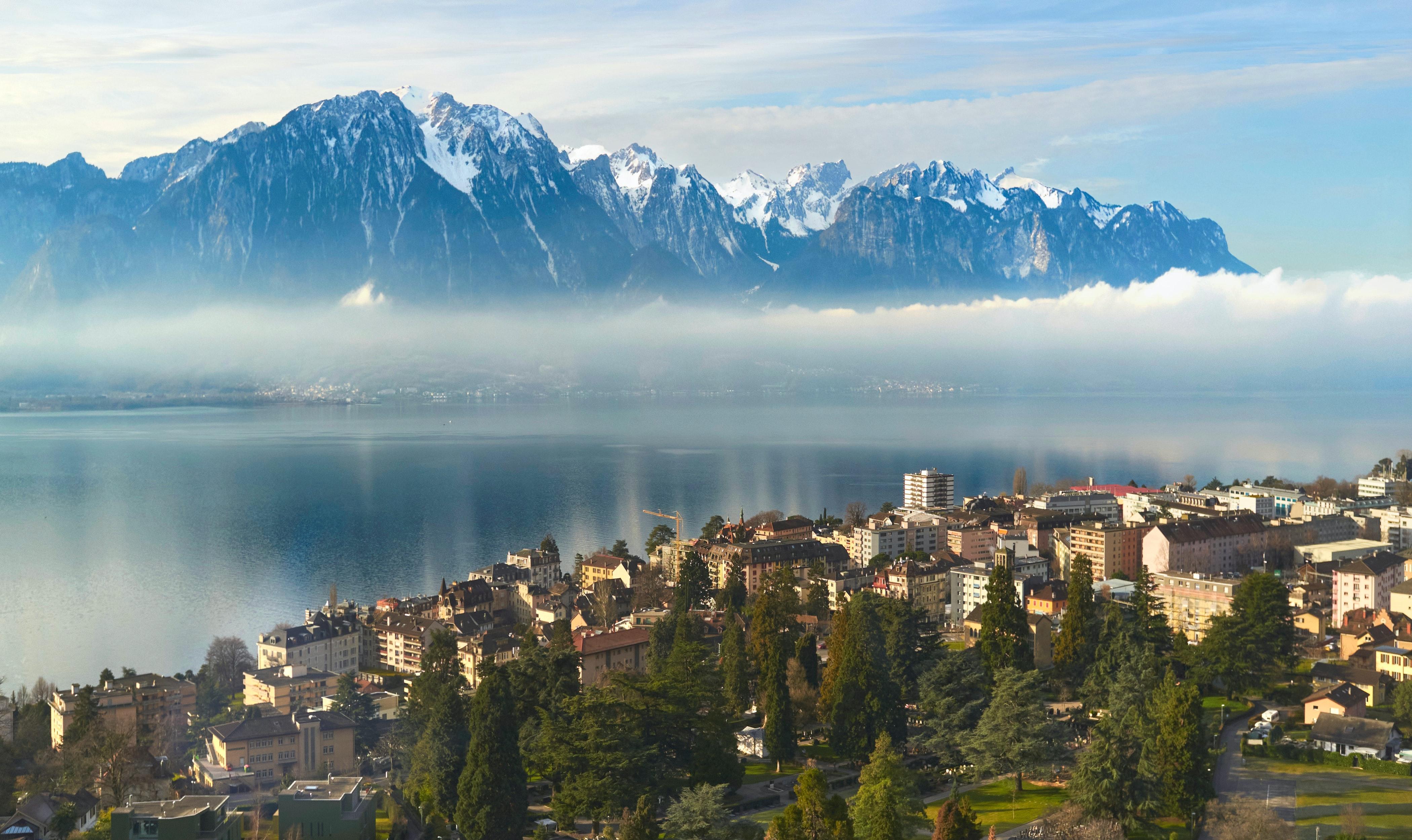 Montreux, 10 Best Honeymoon Places To Visit in Switzerland