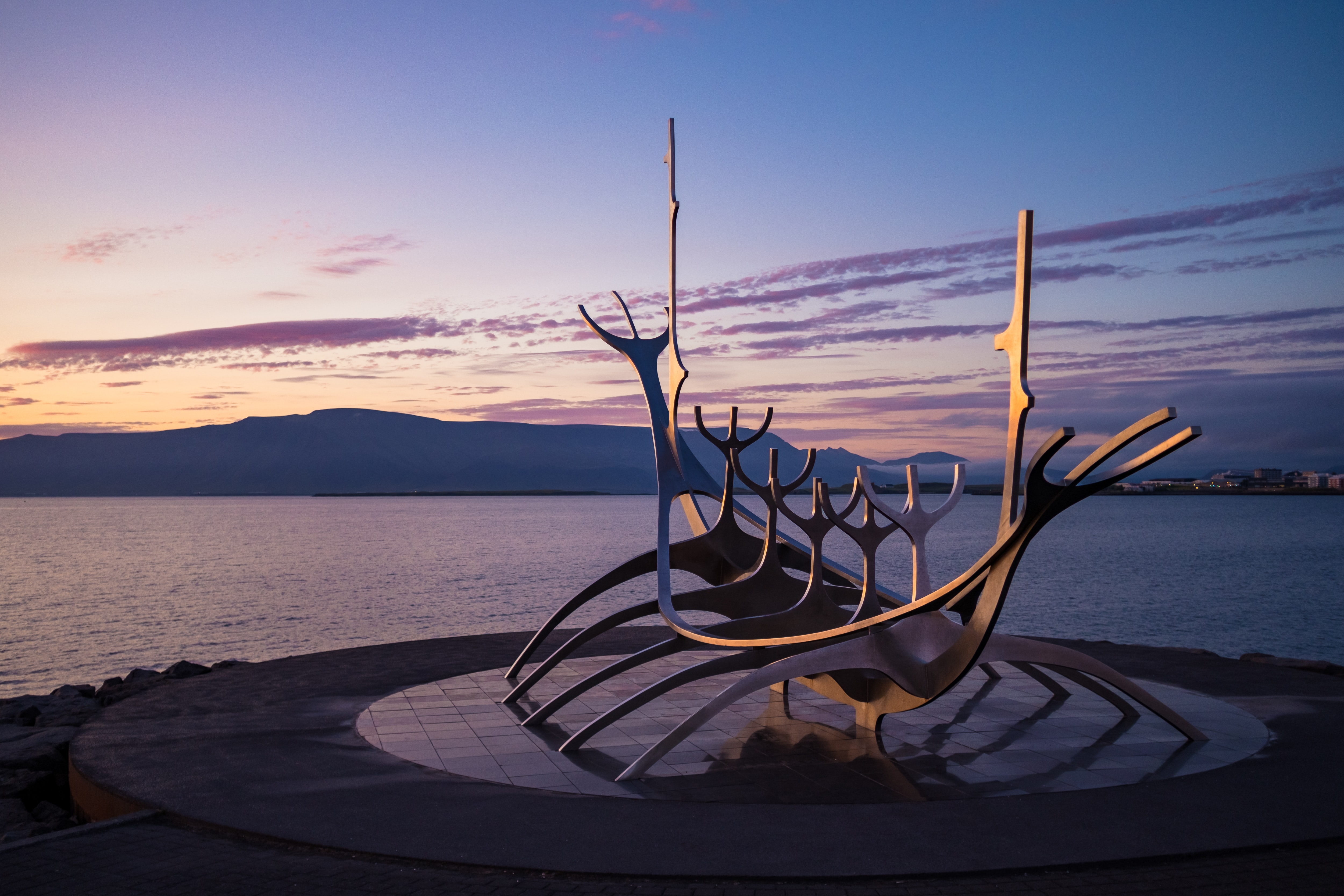 The sun voyager sculpture Things to do in Reykjavik