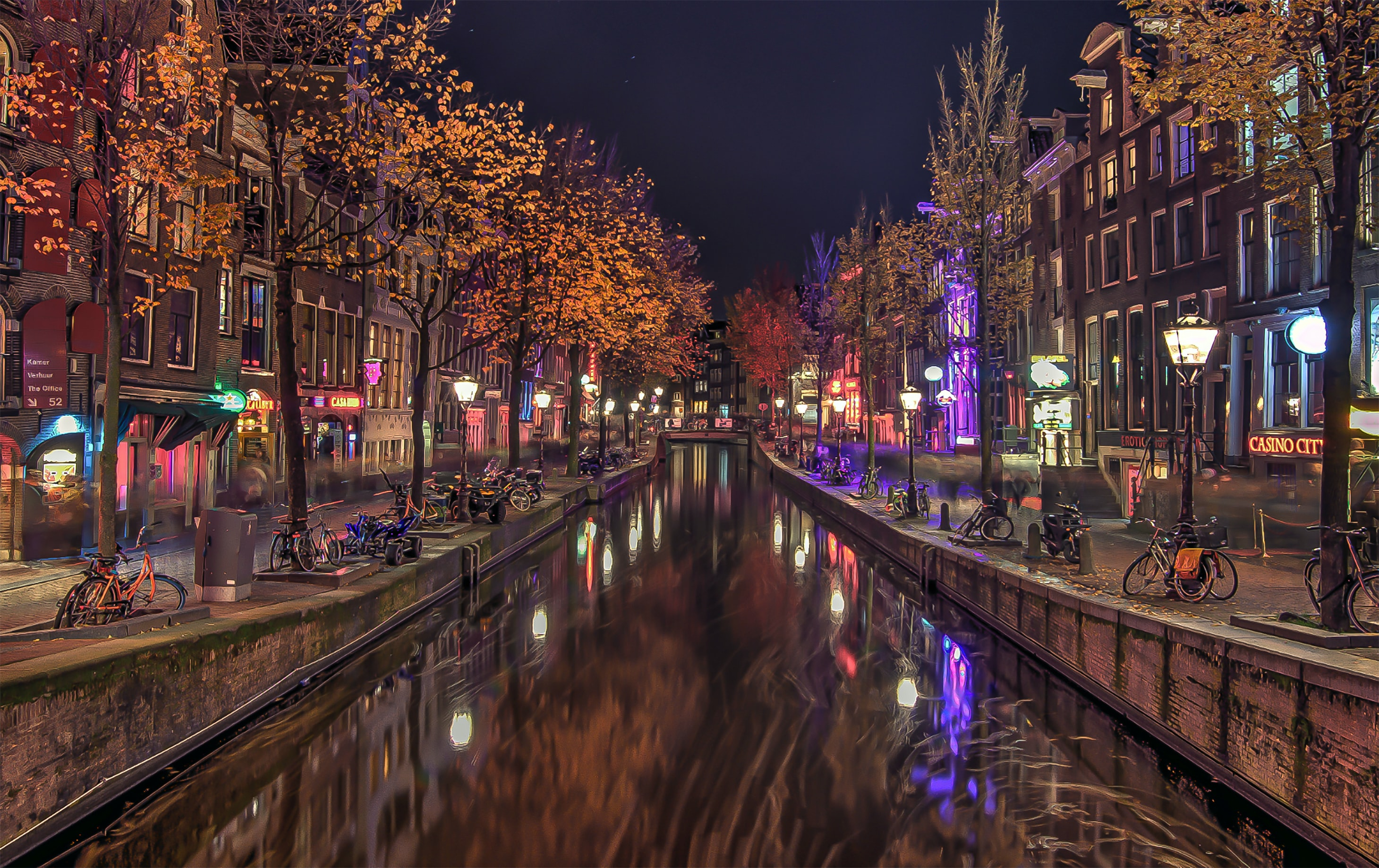 Red Light District, Things to do in Amsterdam in February