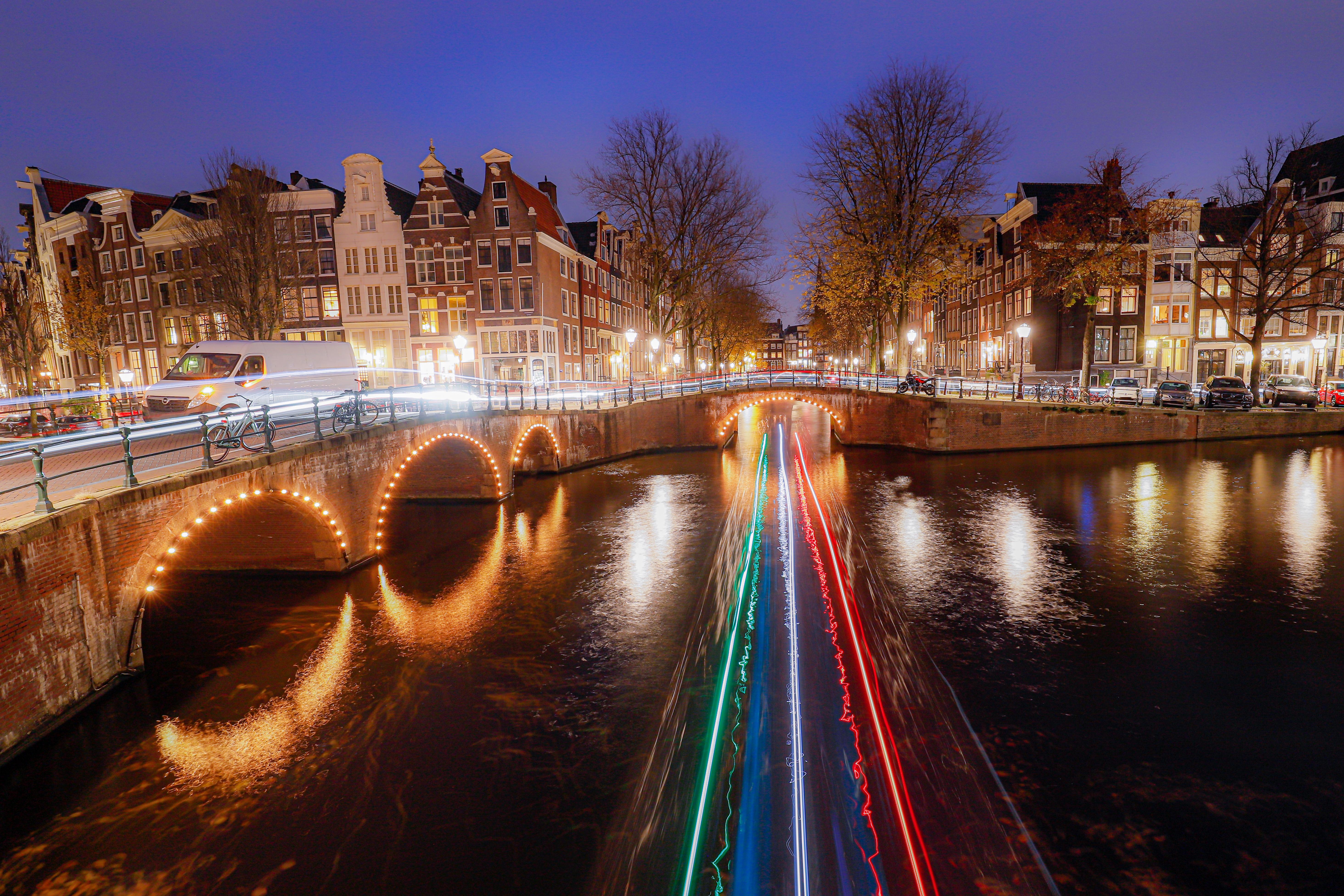 Amsterdam, Netherlands, World's Most Romantic Cities