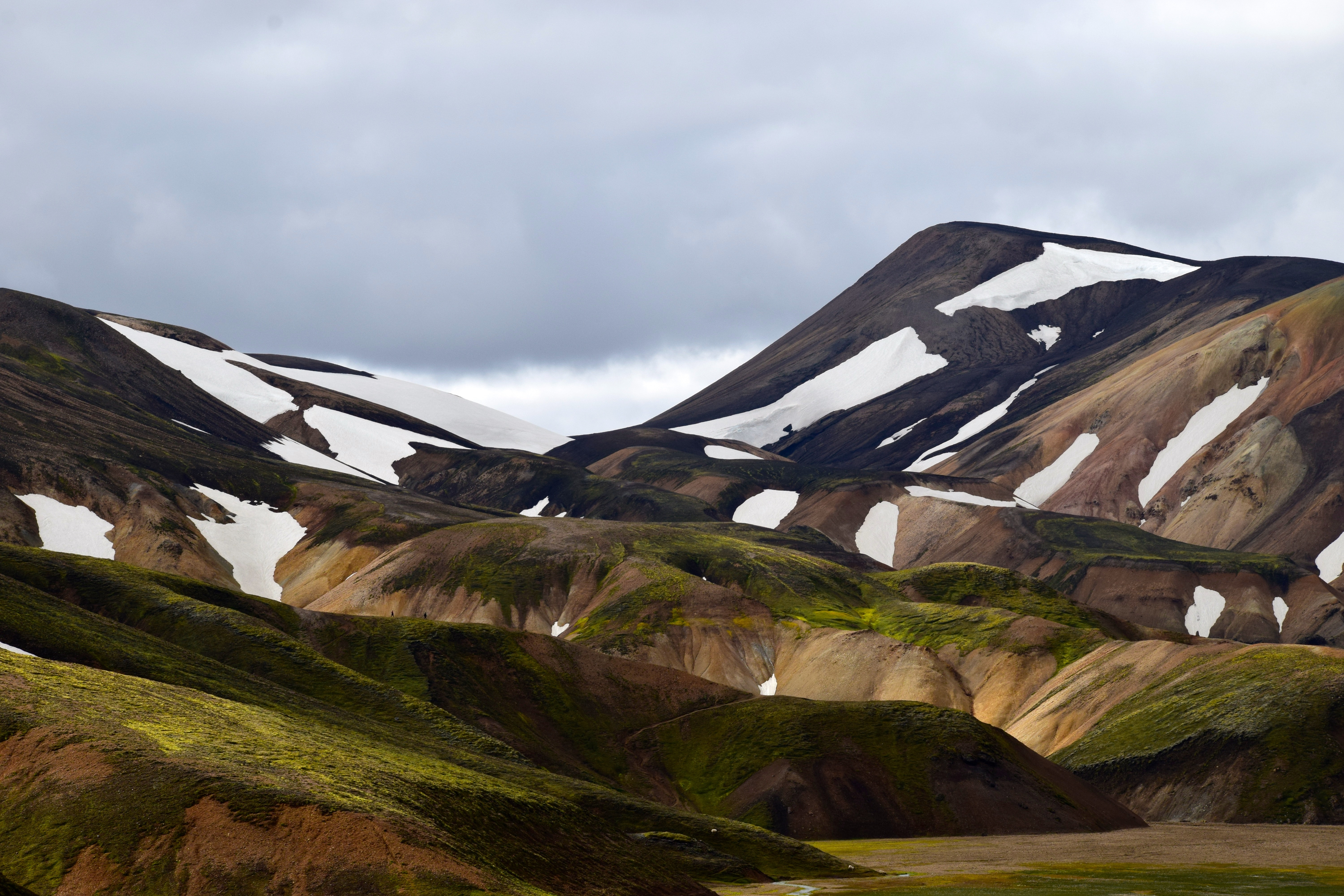 Hiking and Trekking, Adventurous Things To Do In Iceland