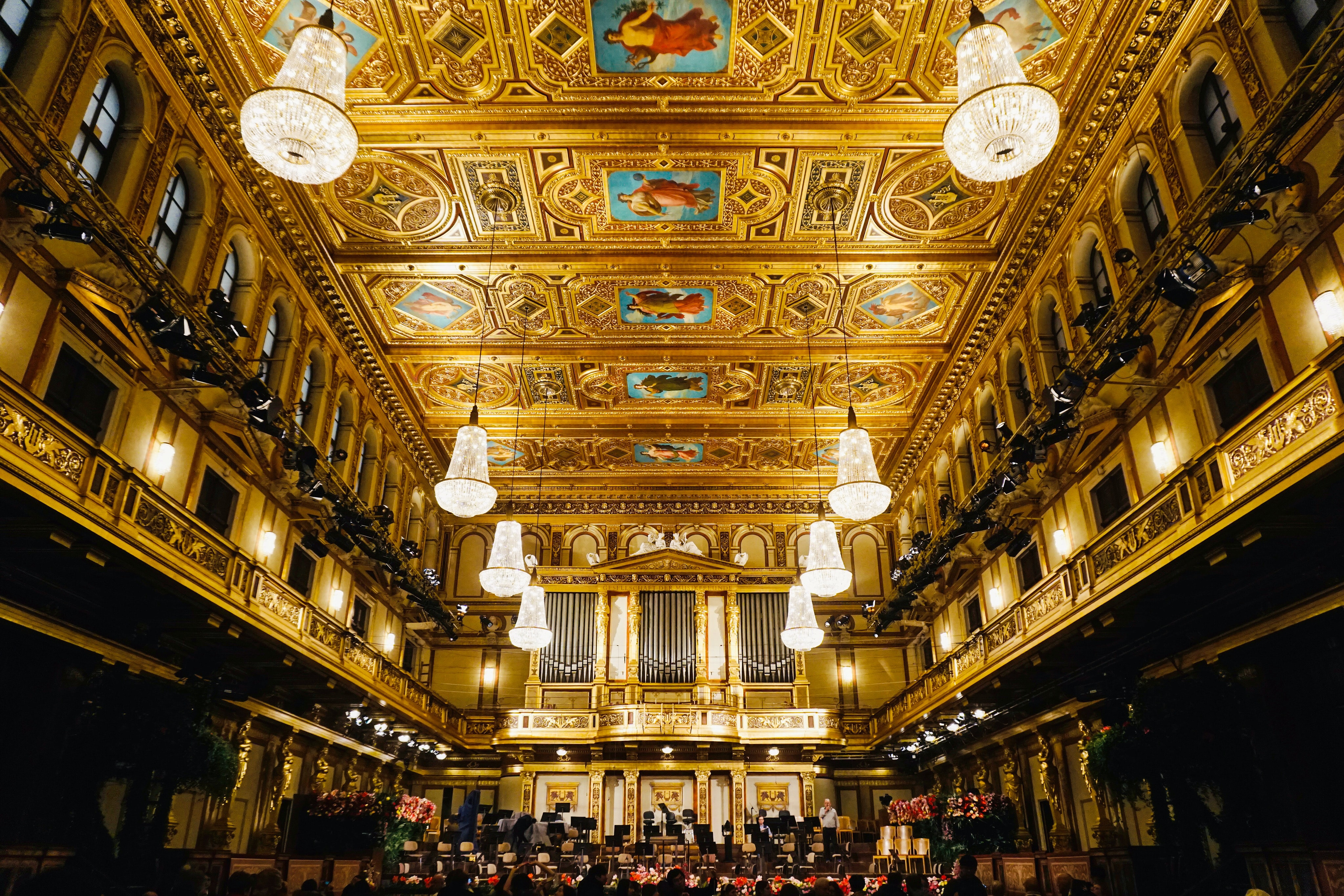 Orchestra, Things to do in Austria in Winter