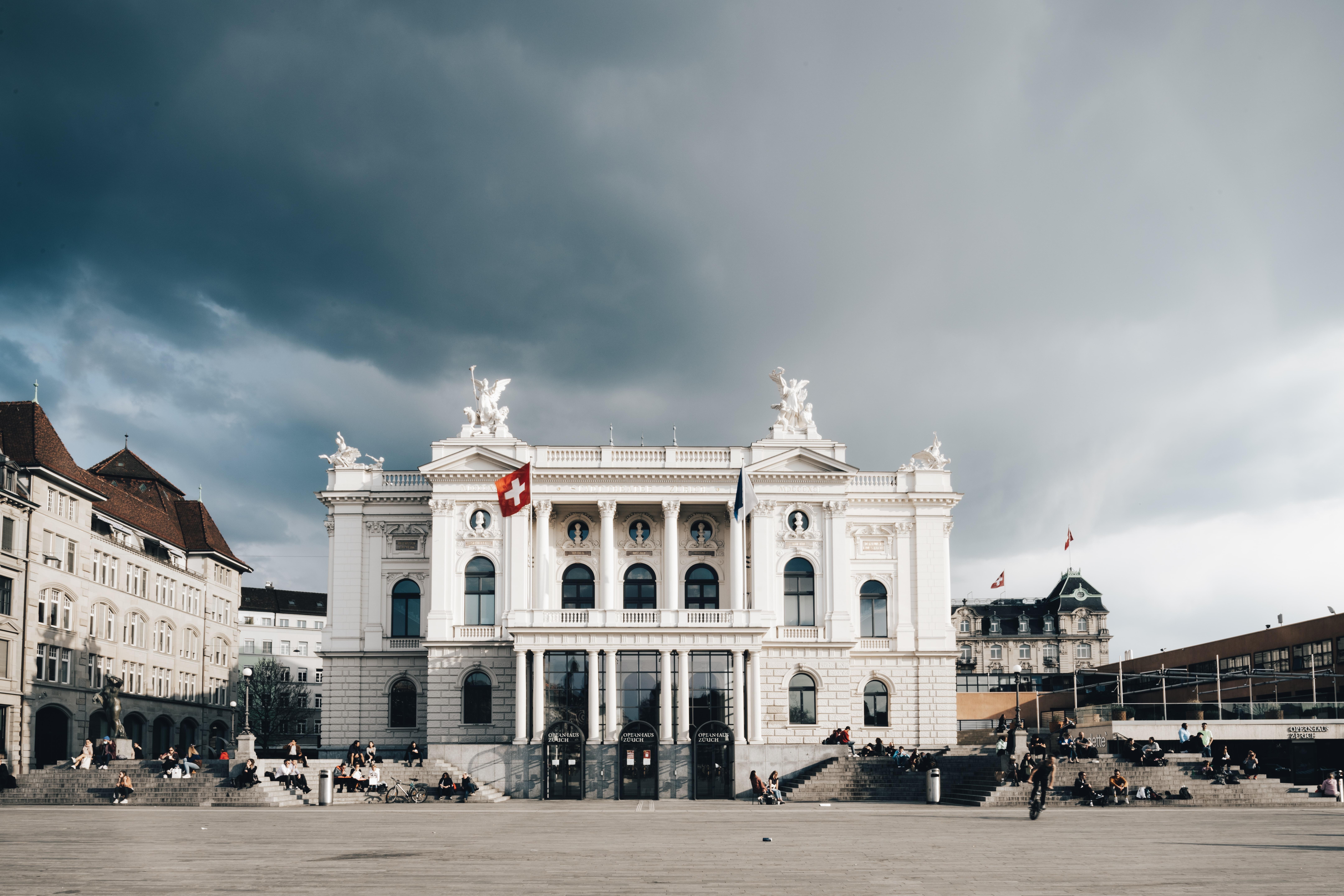 opernhaus, 15 things to do to enjoy nightlife in Switzerland