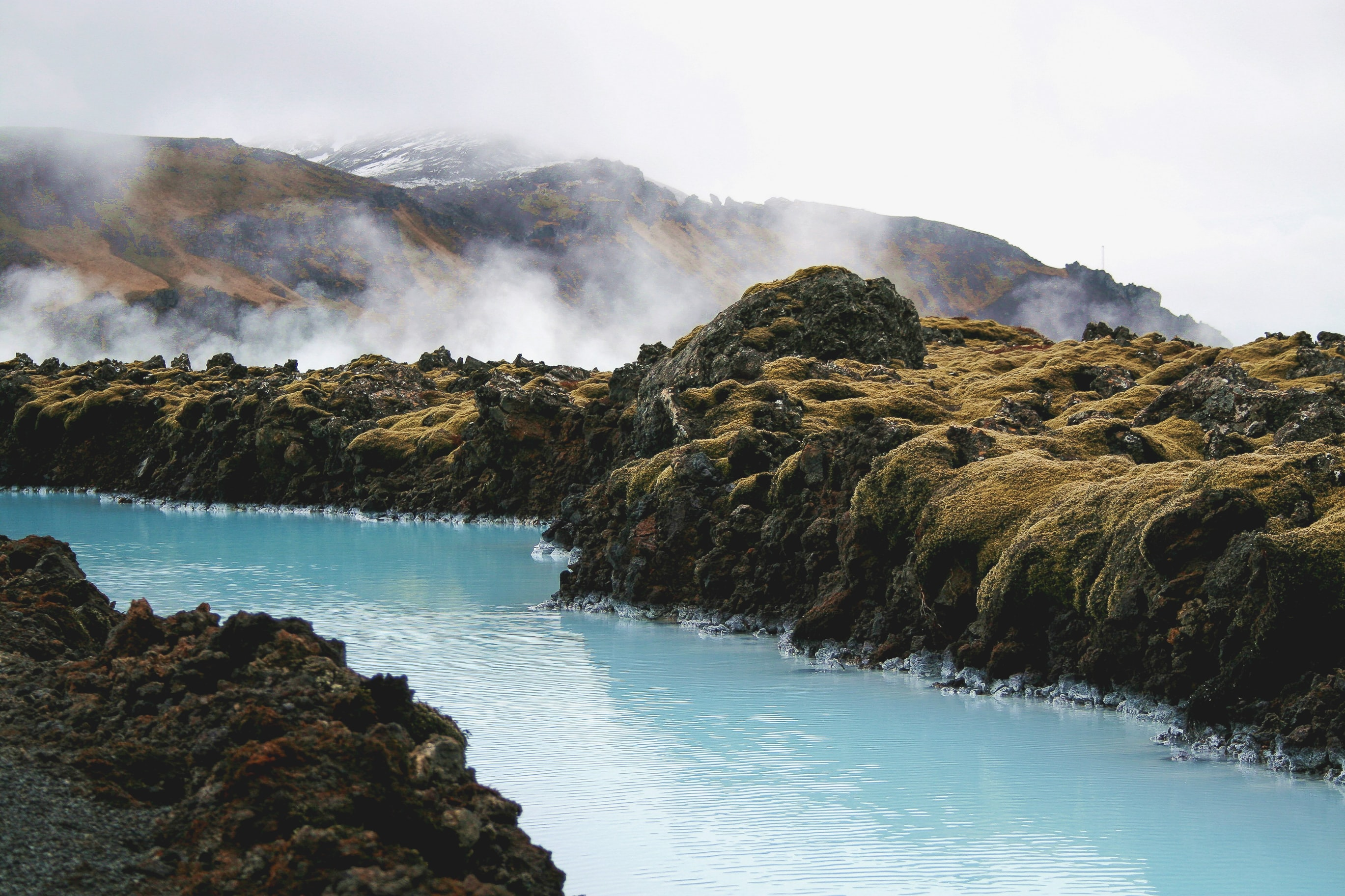Blue Lagoon, Adventurous Things To Do In Iceland