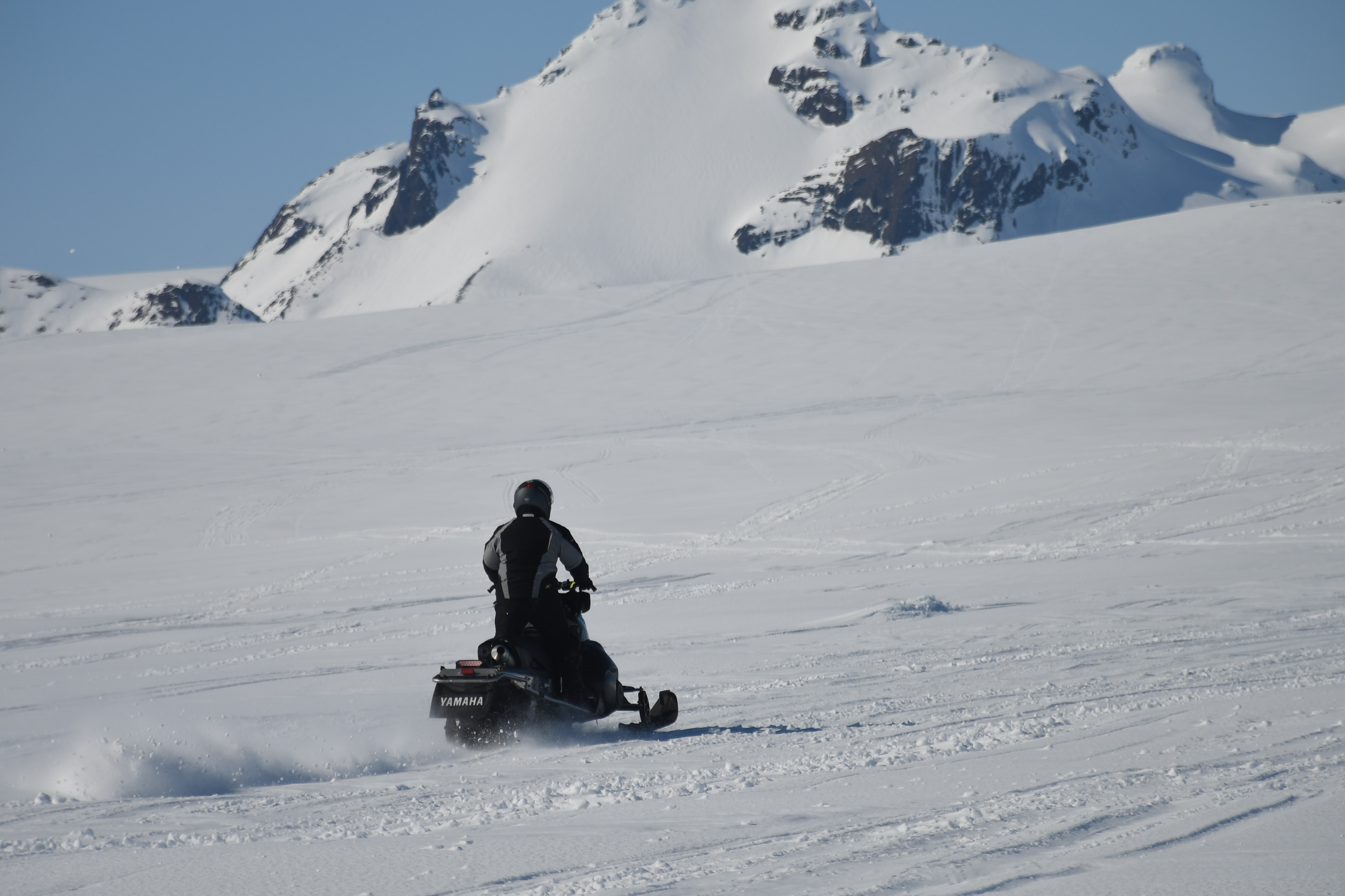 Snowmobiling,  Adventurous Things To Do In Iceland
