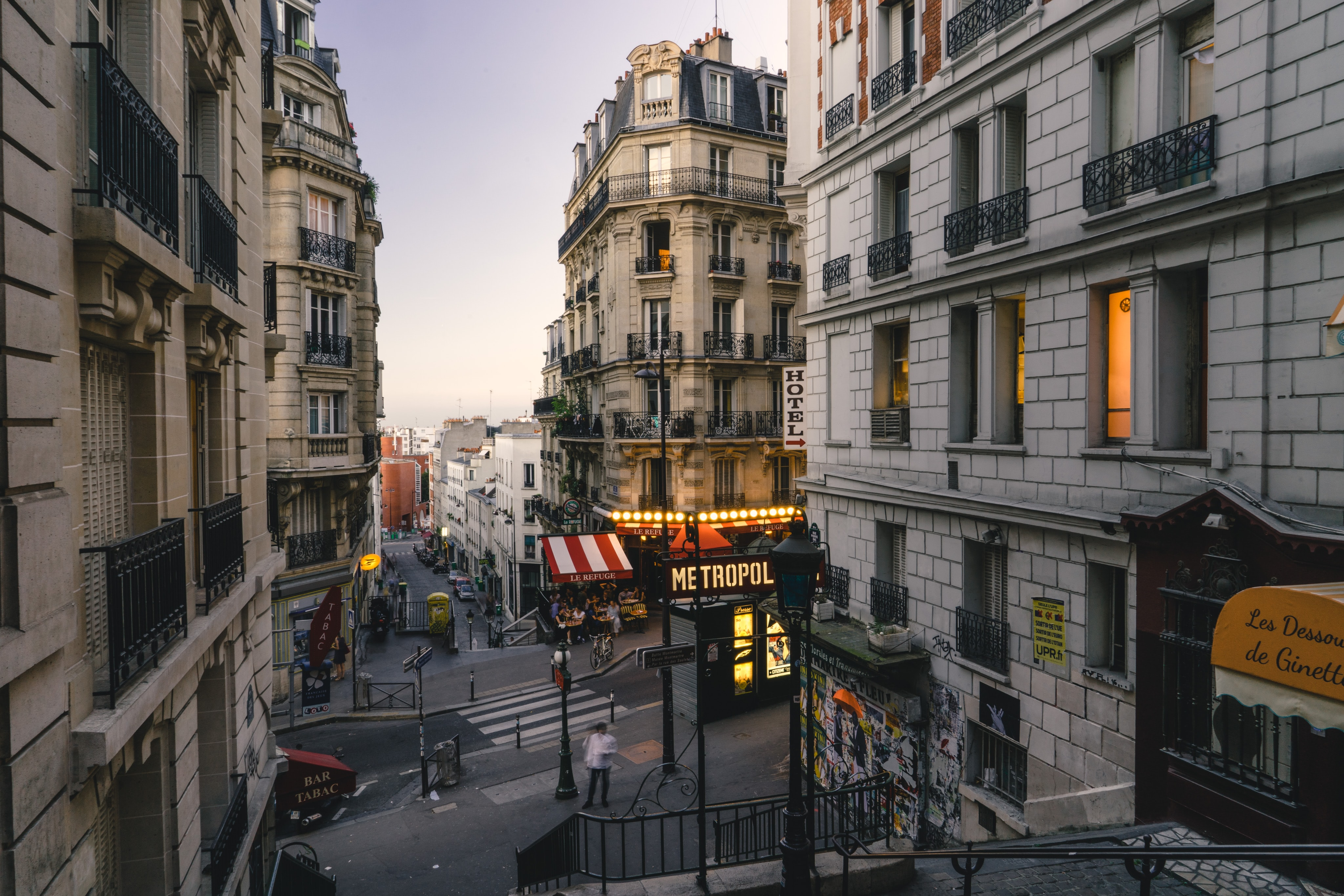 10 most beautiful parks in Paris, France