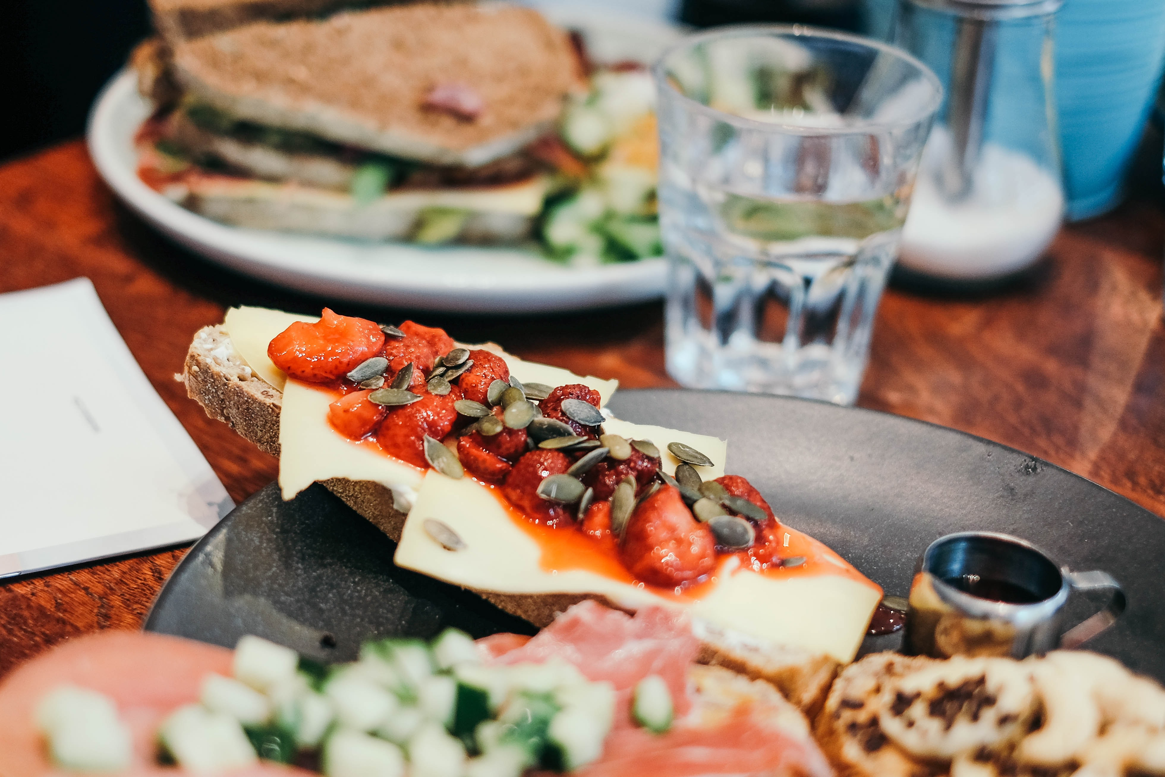 Make lunch your main meal, Travel to Europe on a budget