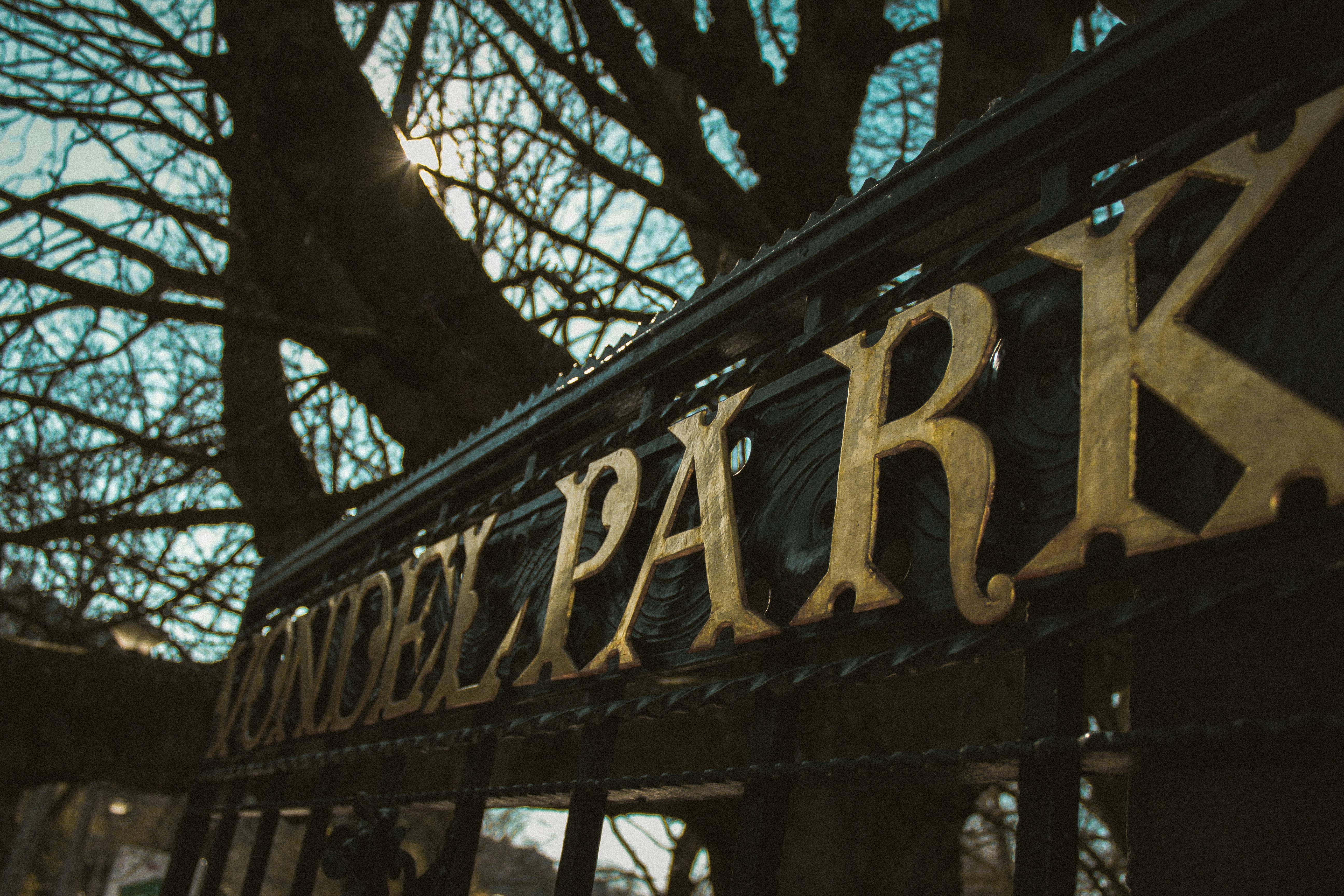 Have fun in the Vondelpark, Amsterdam, Netherlands
