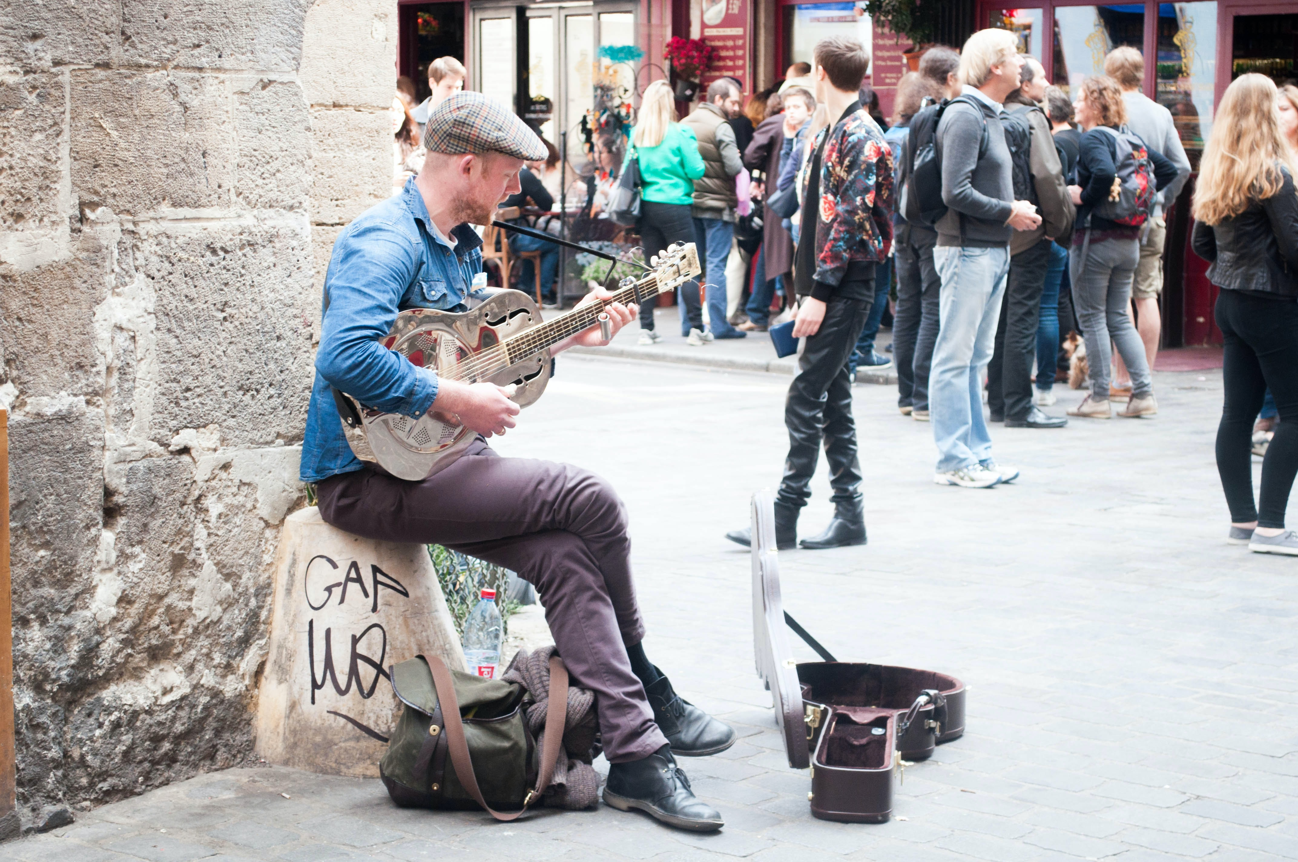 Busking In Paris, Reasons To Fall In Love With Paris
