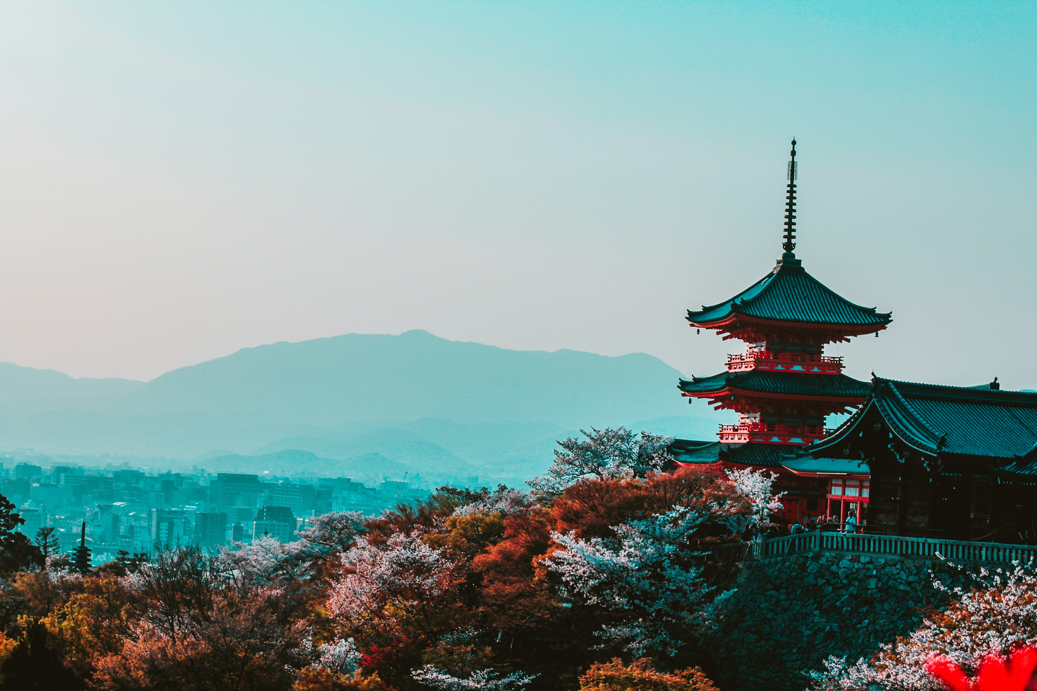 Kyoto, Japan, World's Most Romantic Cities