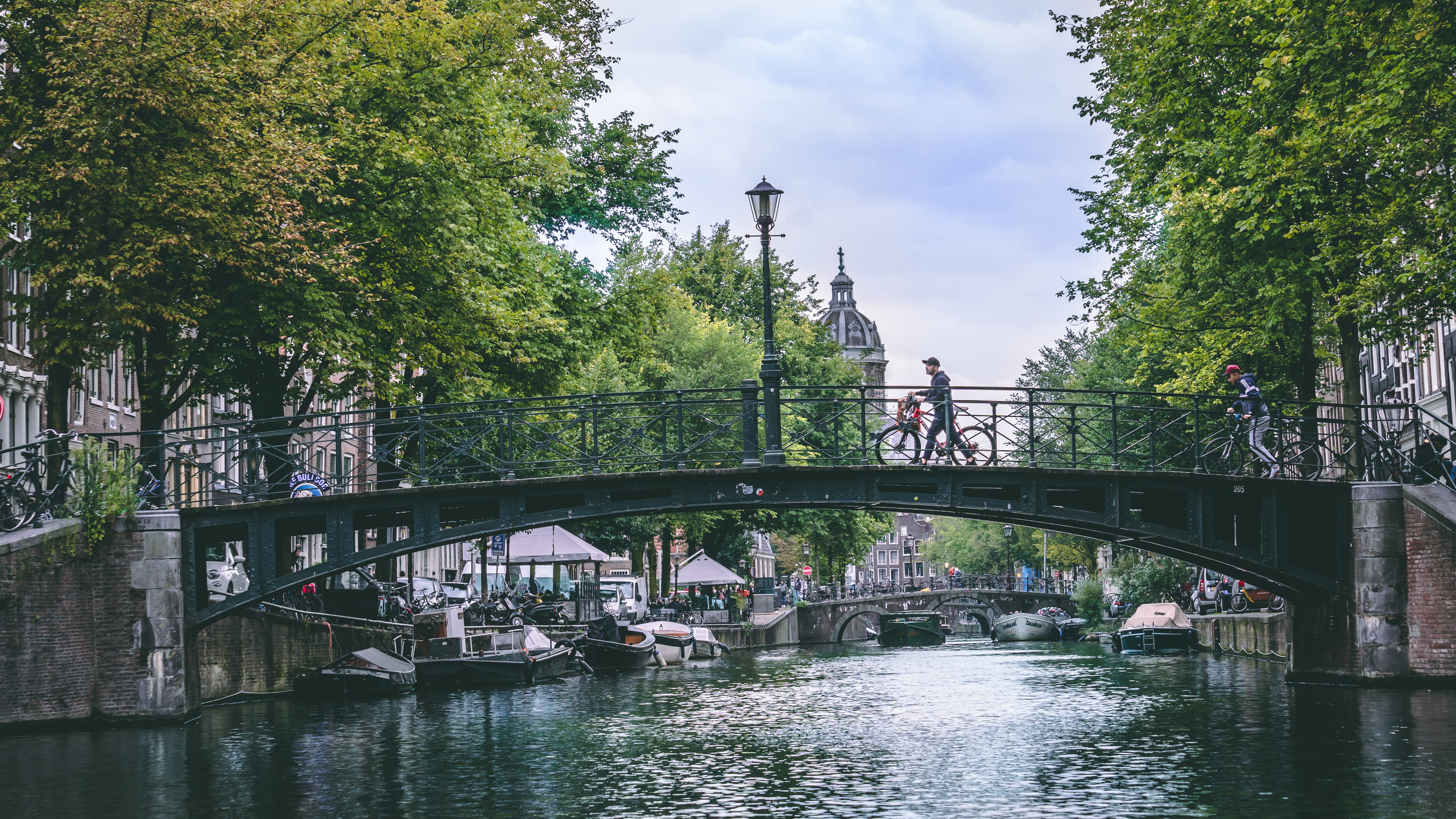 Discover the Emperor's Canal, Things To Do In Amsterdam
