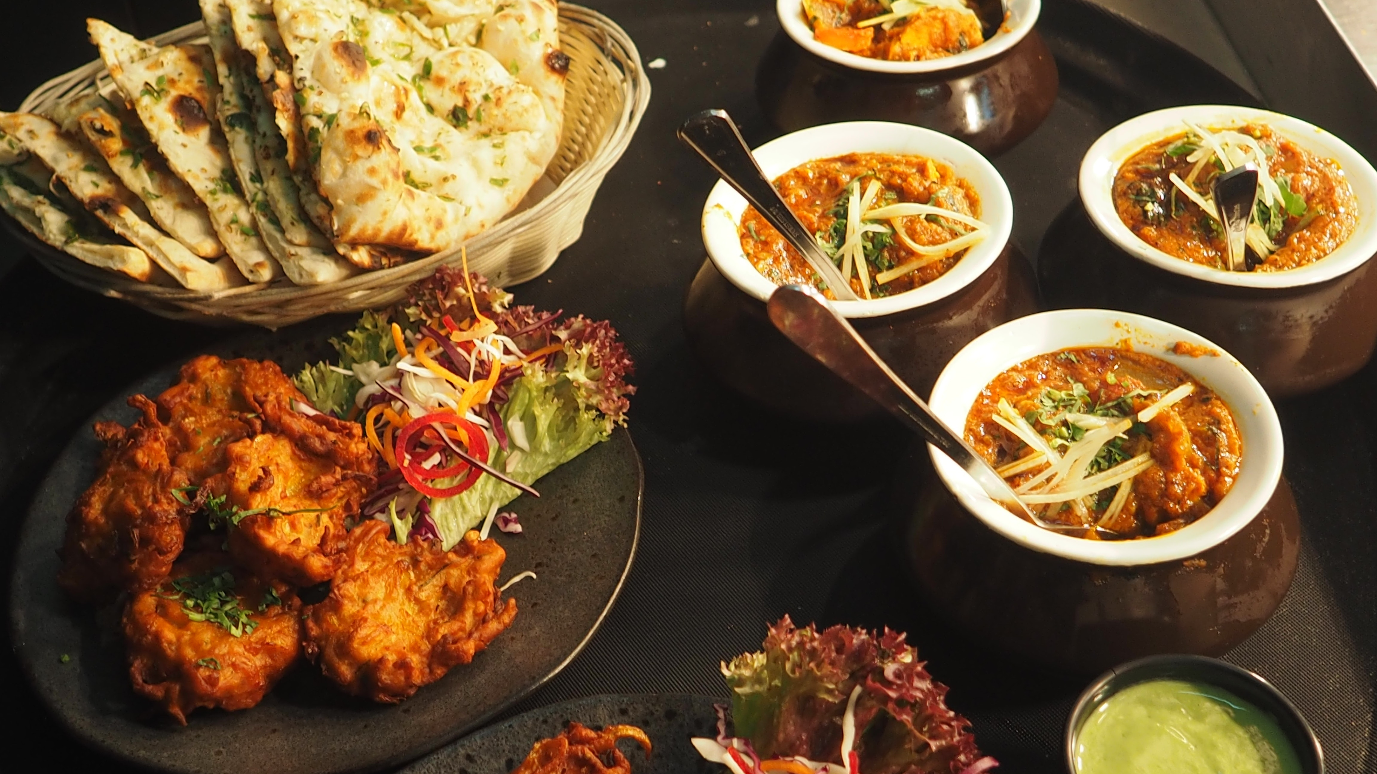 Indian Restaurants in Seville