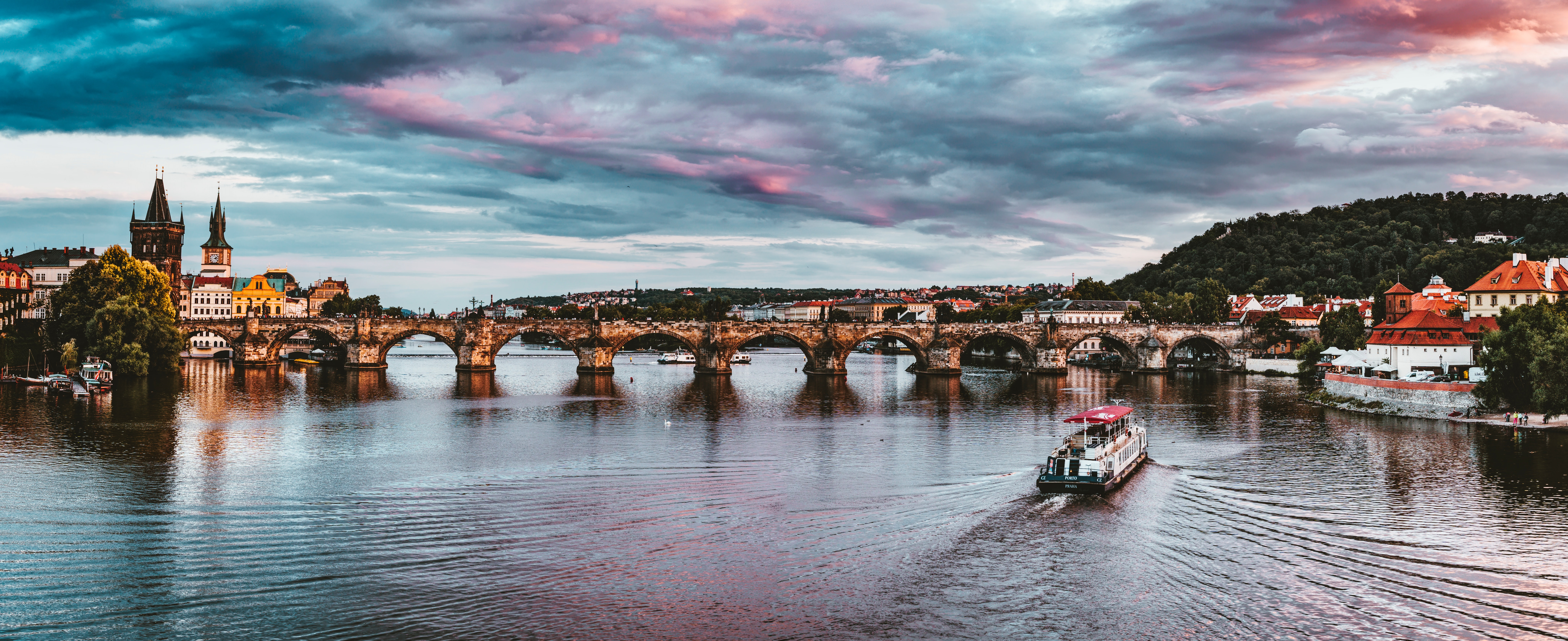 Prague, Czech Republic, World's Most Romantic Cities