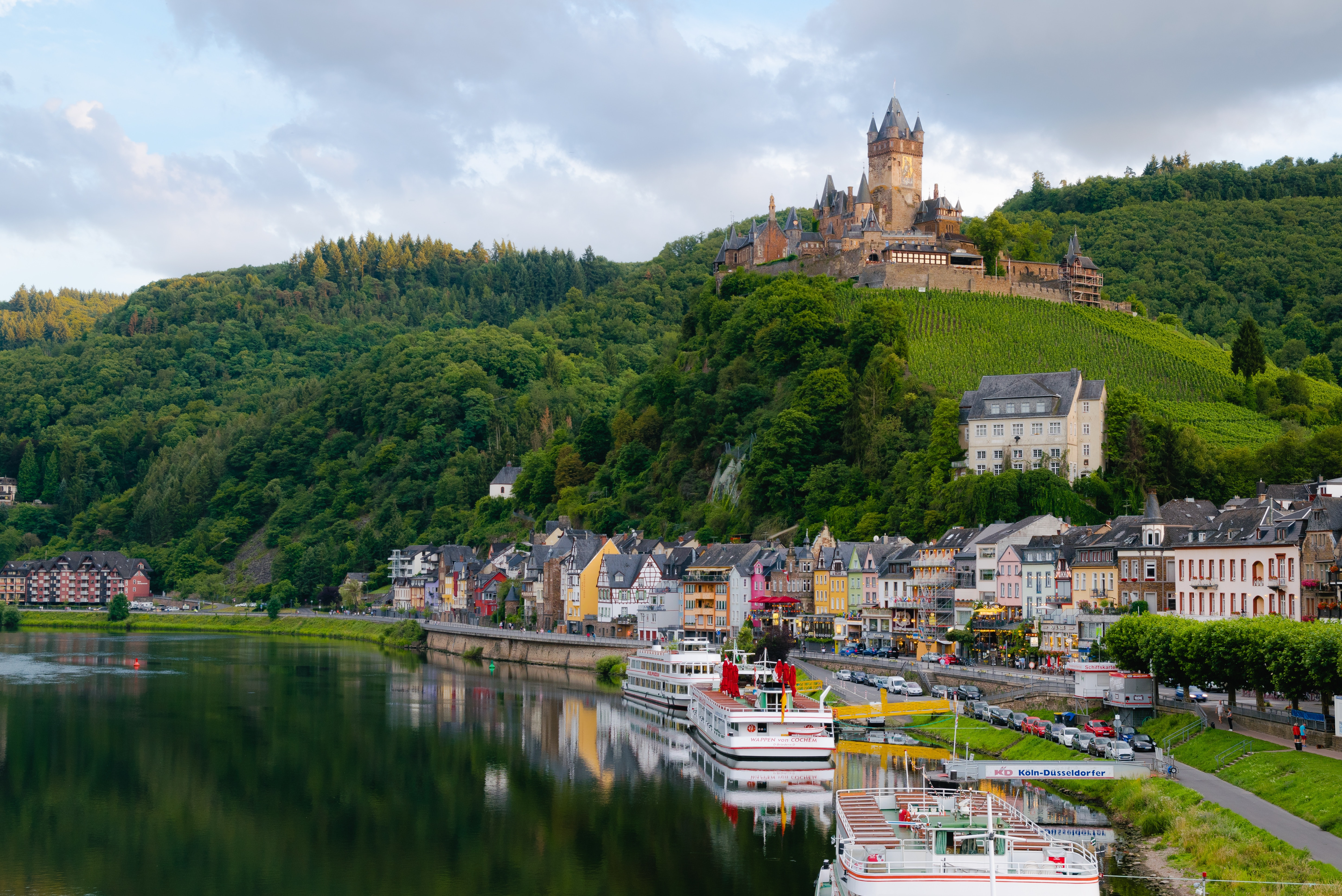 Cochem, Germany, Travel to Europe on a budget
