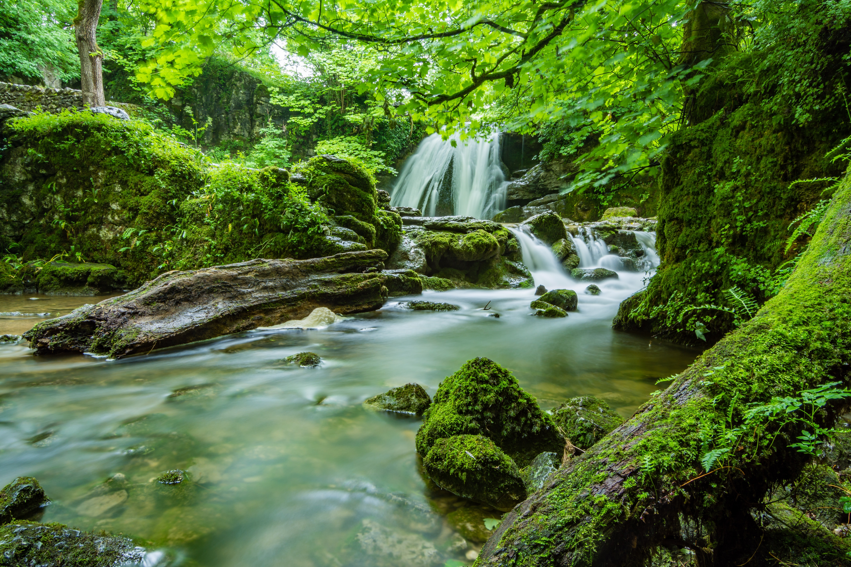 Cascadas de Oneta, Waterfalls in Spain