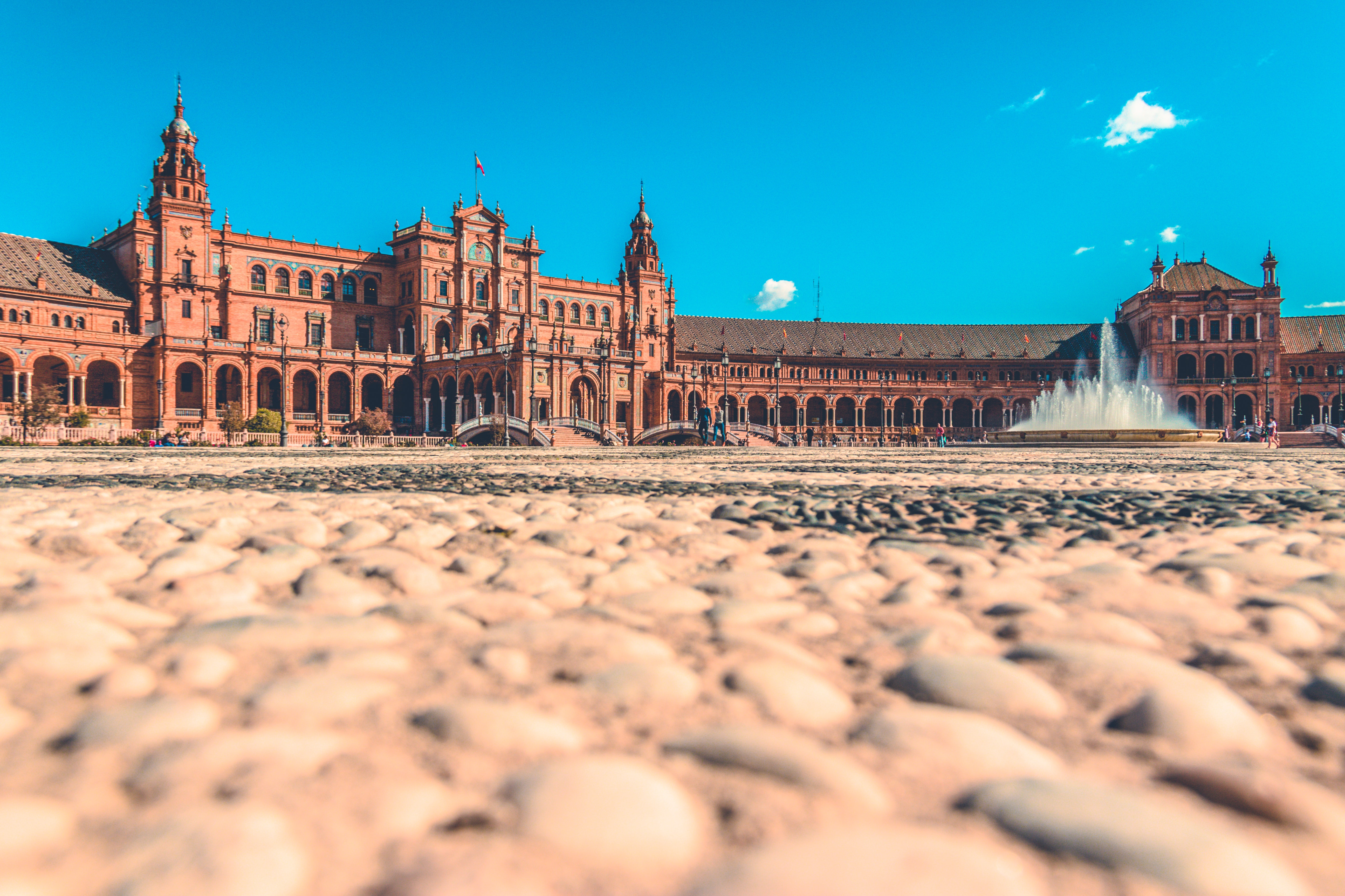 Cathedral, Alcazar, and Archivo de Indias, Seville