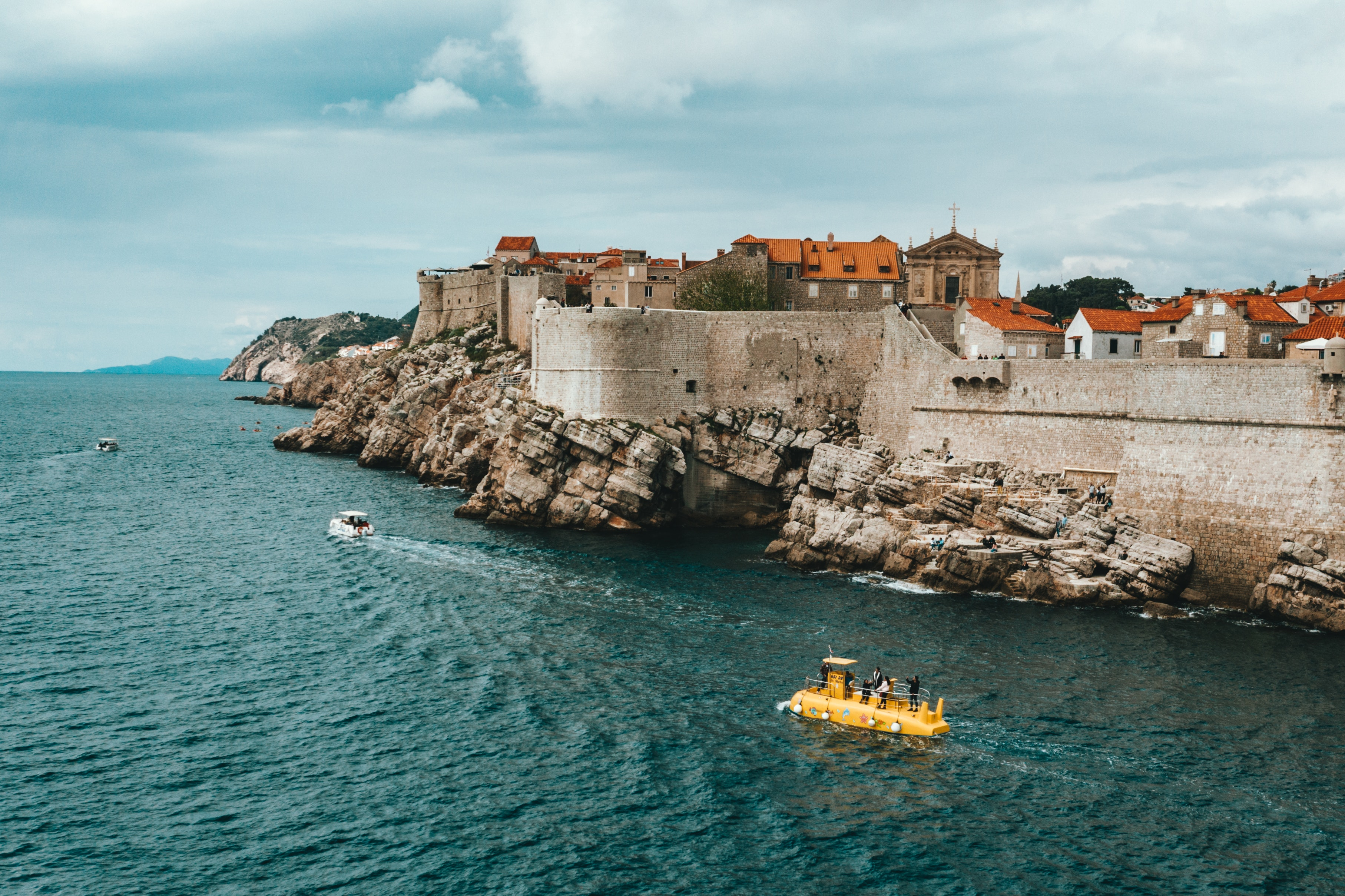 Dubrovnik, Croatia, World's Most Romantic Cities