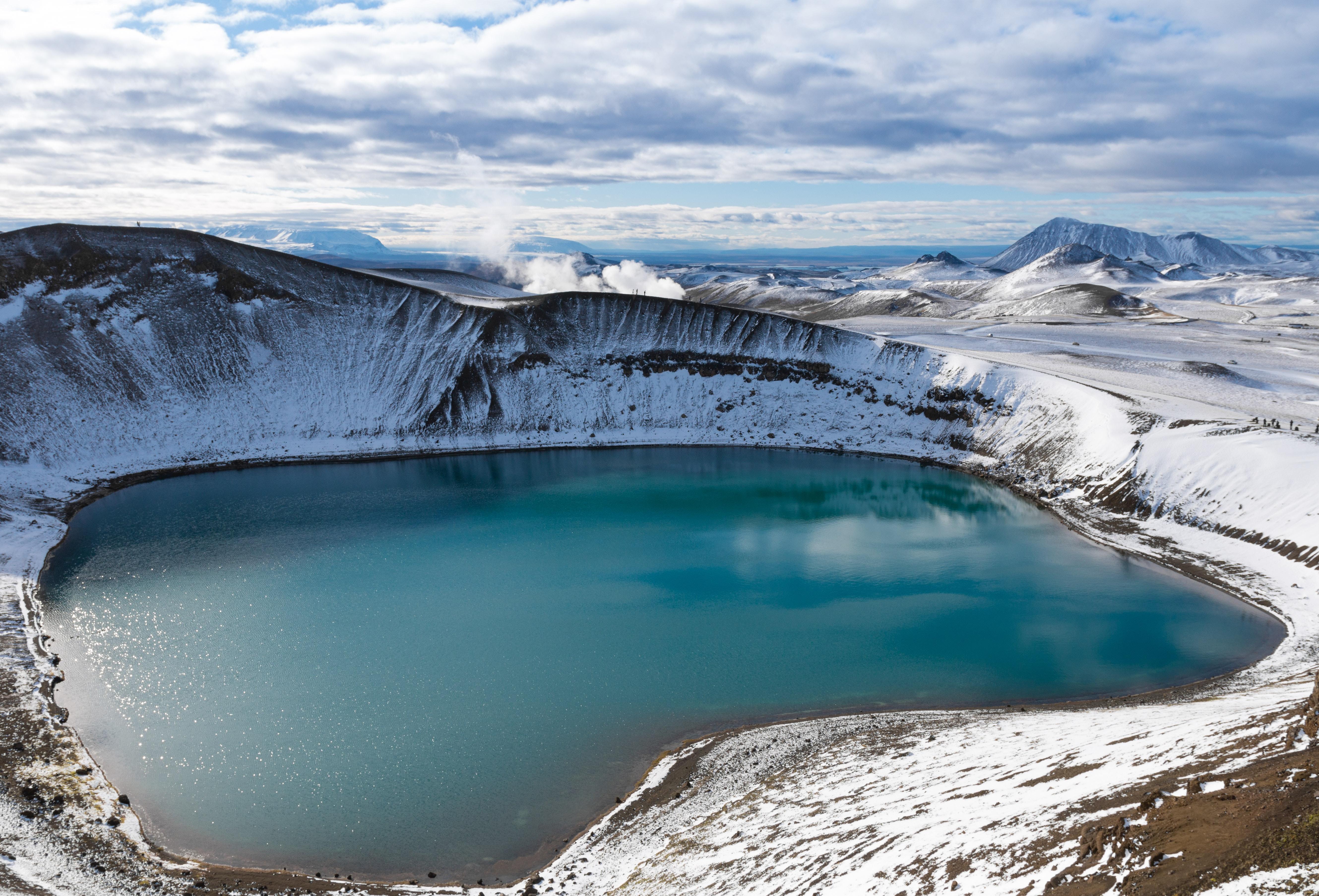 Myvatn lake, Best lakes in Iceland