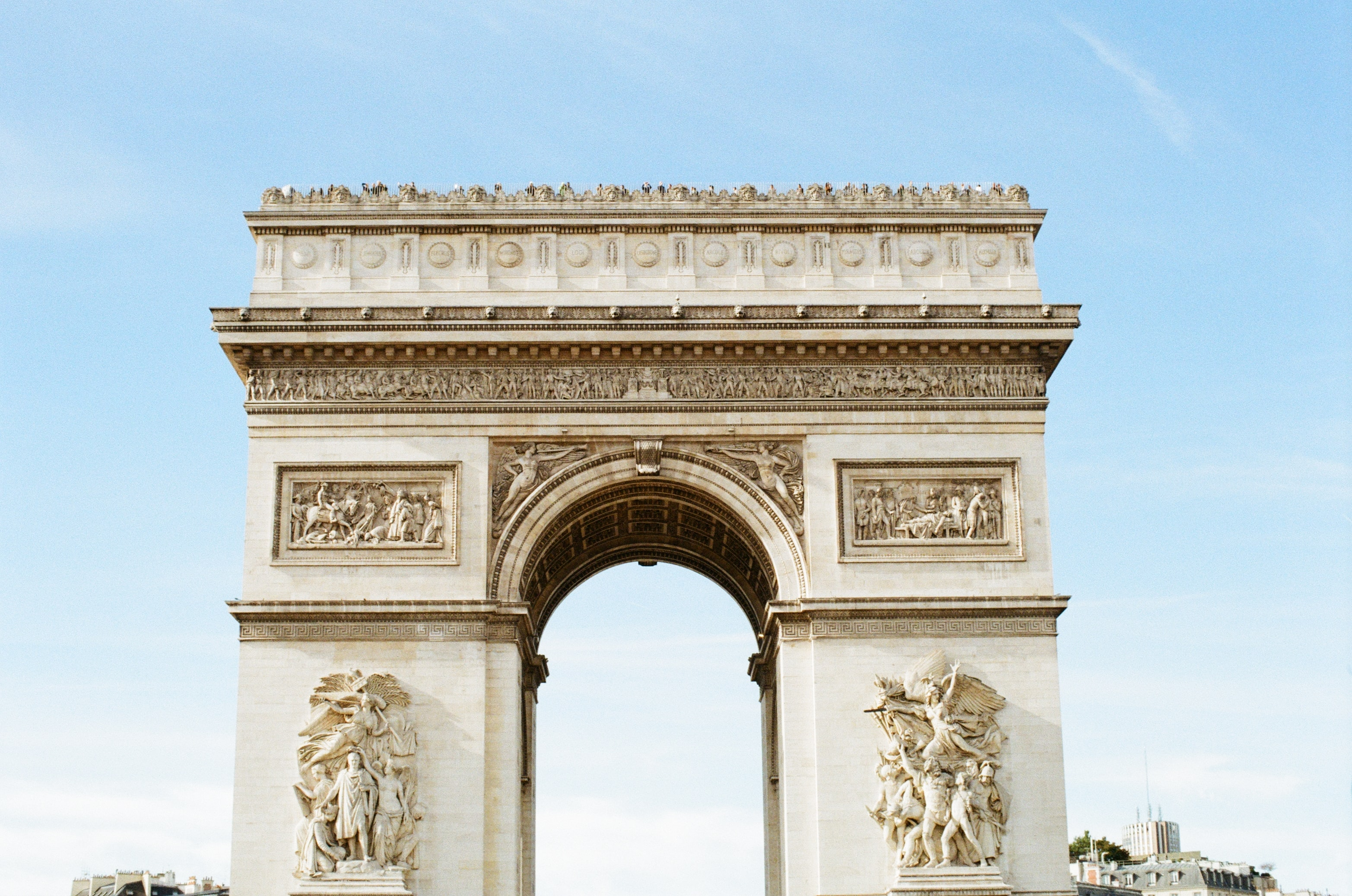 Arc de Triomphe, Reasons To Fall In Love With Paris