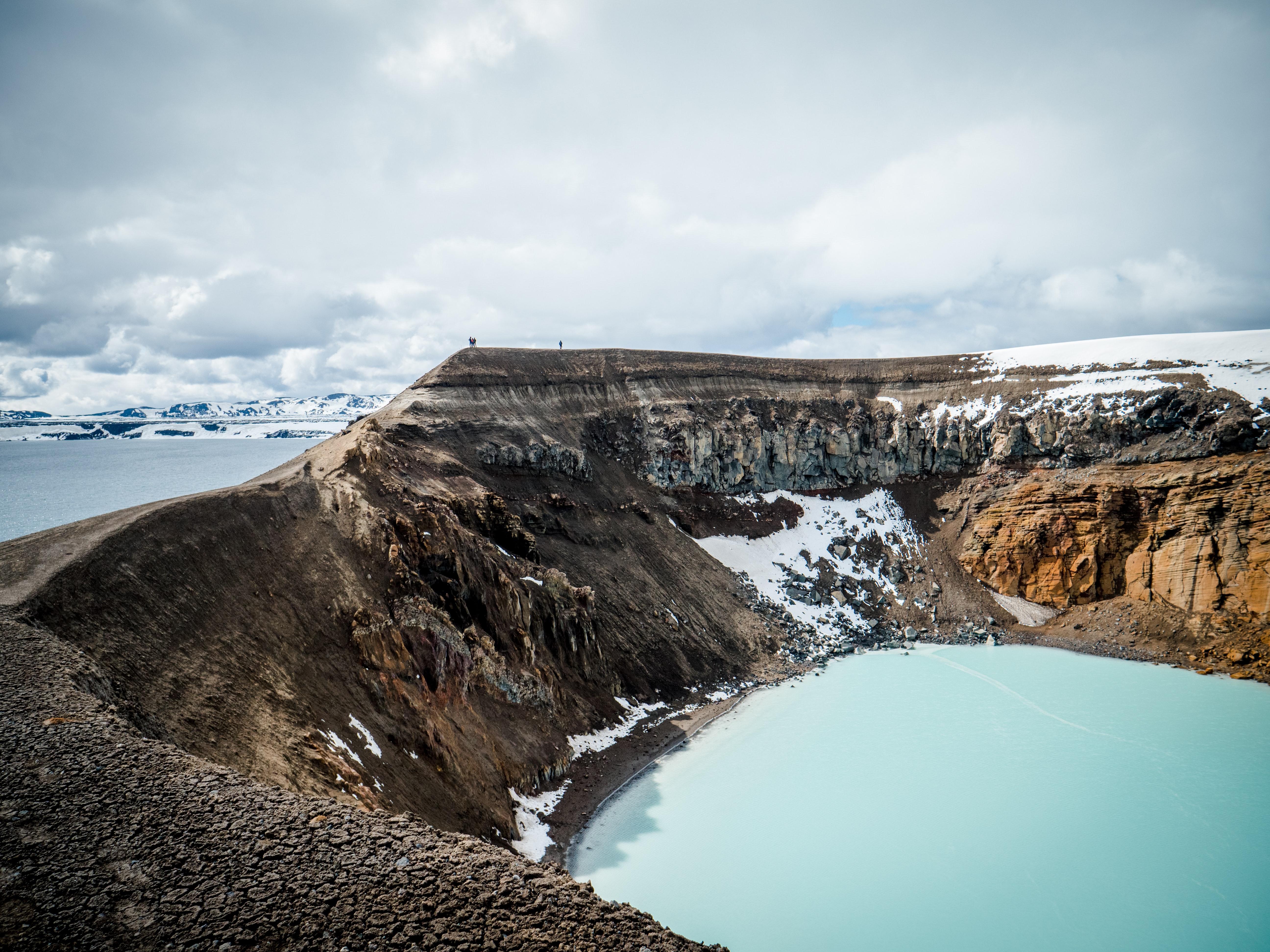 Öskjuvatn, Best lakes in Iceland
